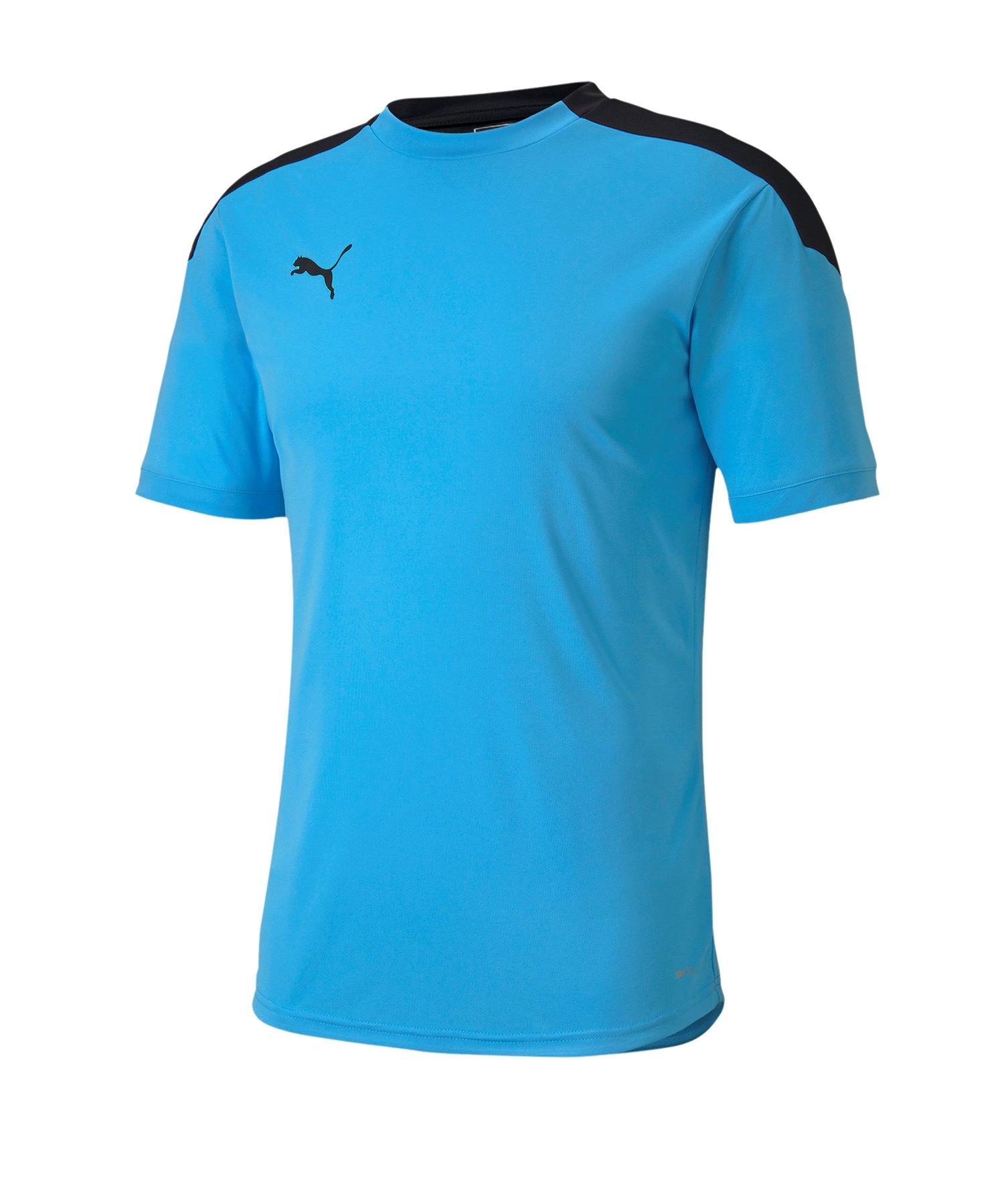 PUMA ftblNXT Trainingsshirt Kids Blau Schwarz F02 - blau