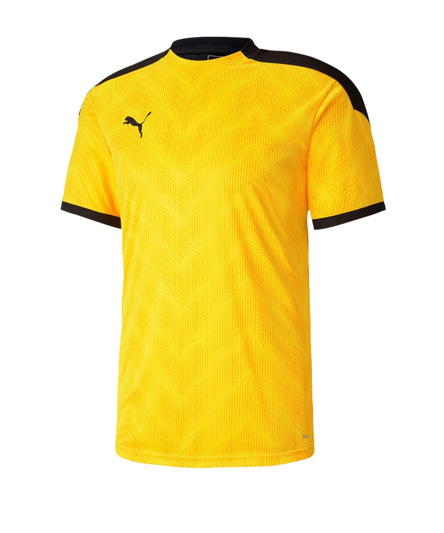 PUMA ftblNXT Graphic T-Shirt Gelb F04 - gelb