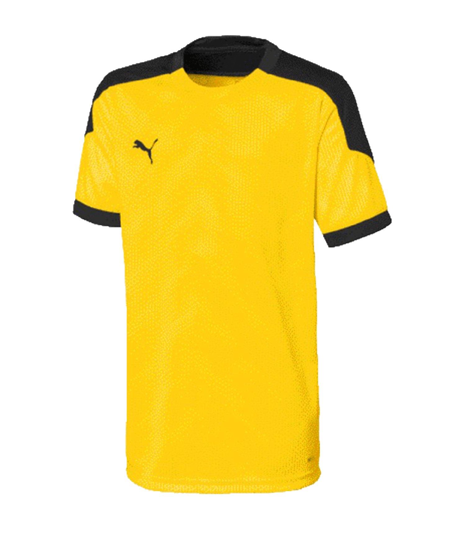 PUMA ftblNXT Graphic T-Shirt Kids Gelb F04 - gelb
