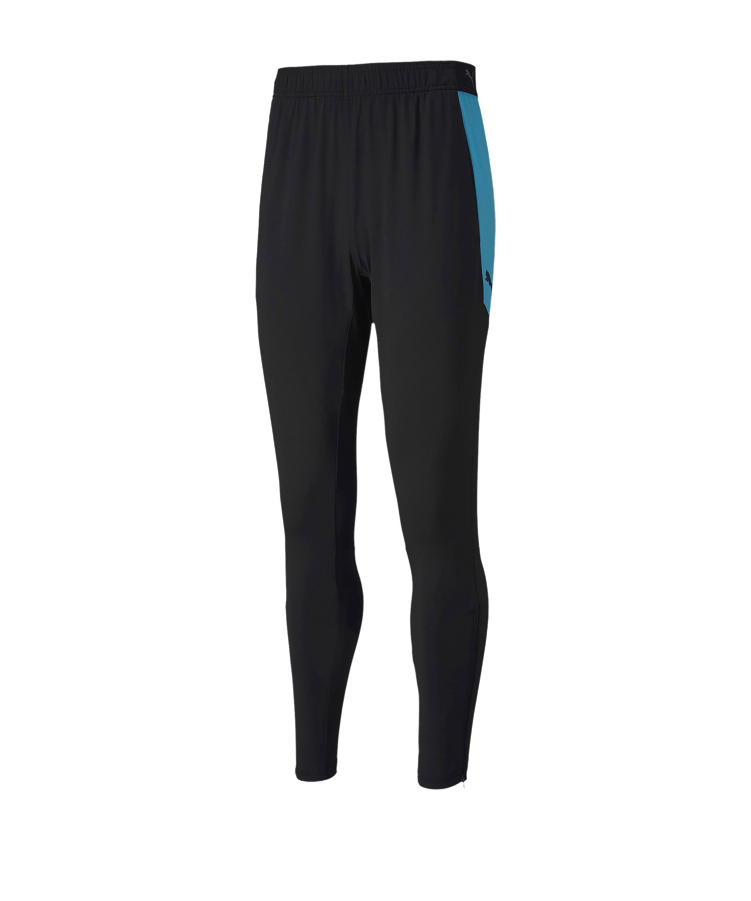 PUMA ftblNXT Pant Trainingshose Schwarz Blau F01 - schwarz
