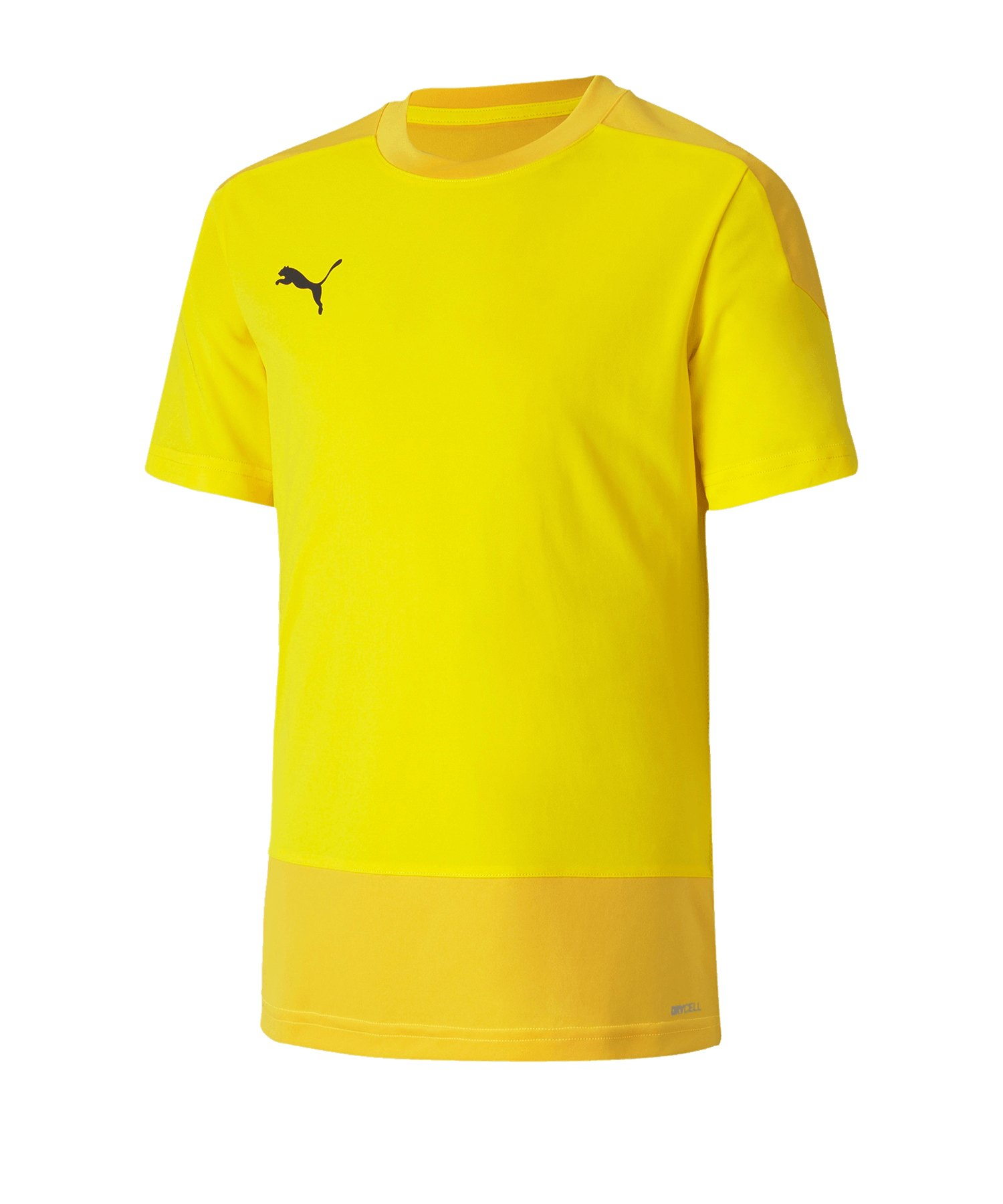 PUMA teamGOAL 23 Training Trikot Kids Gelb F07 - gelb