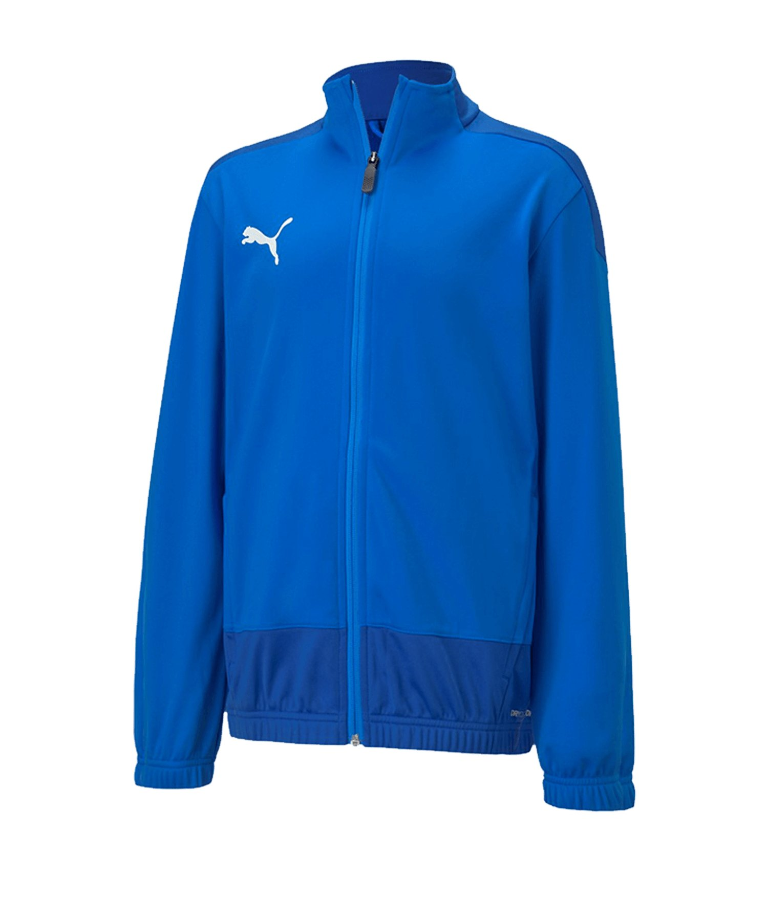 PUMA teamGOAL 23 Training Jacke Kids Blau F02 - blau