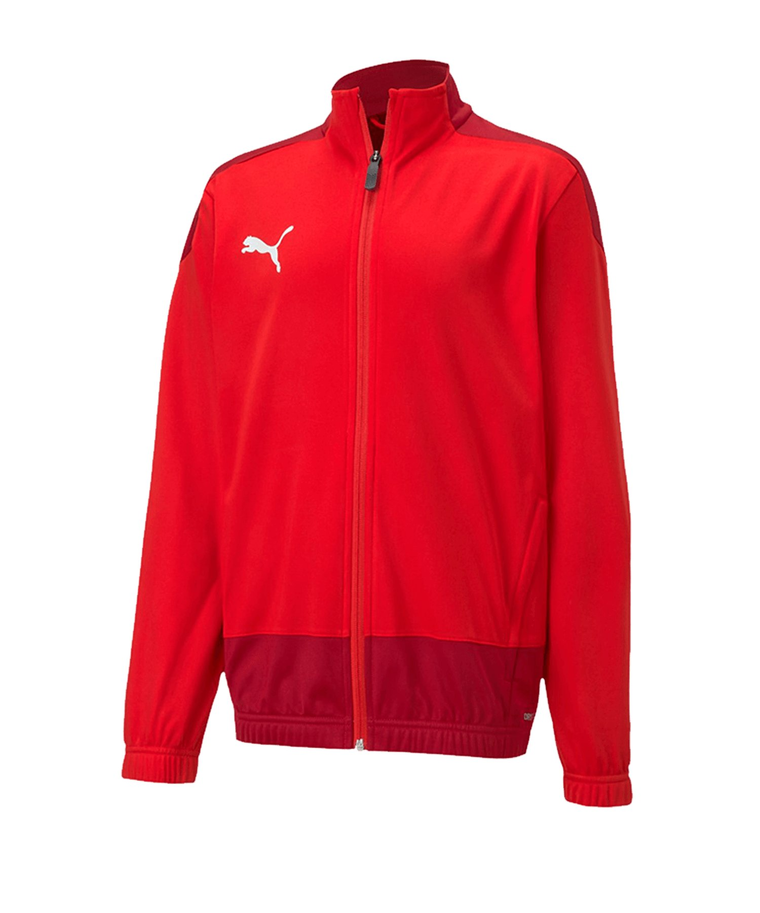 PUMA teamGOAL 23 Training Jacke Kids Rot F01 - rot
