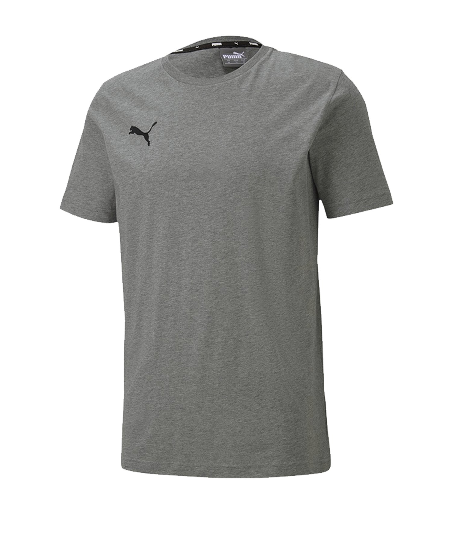 PUMA teamGOAL 23 Casuals Tee T-Shirt Grau F33 - grau