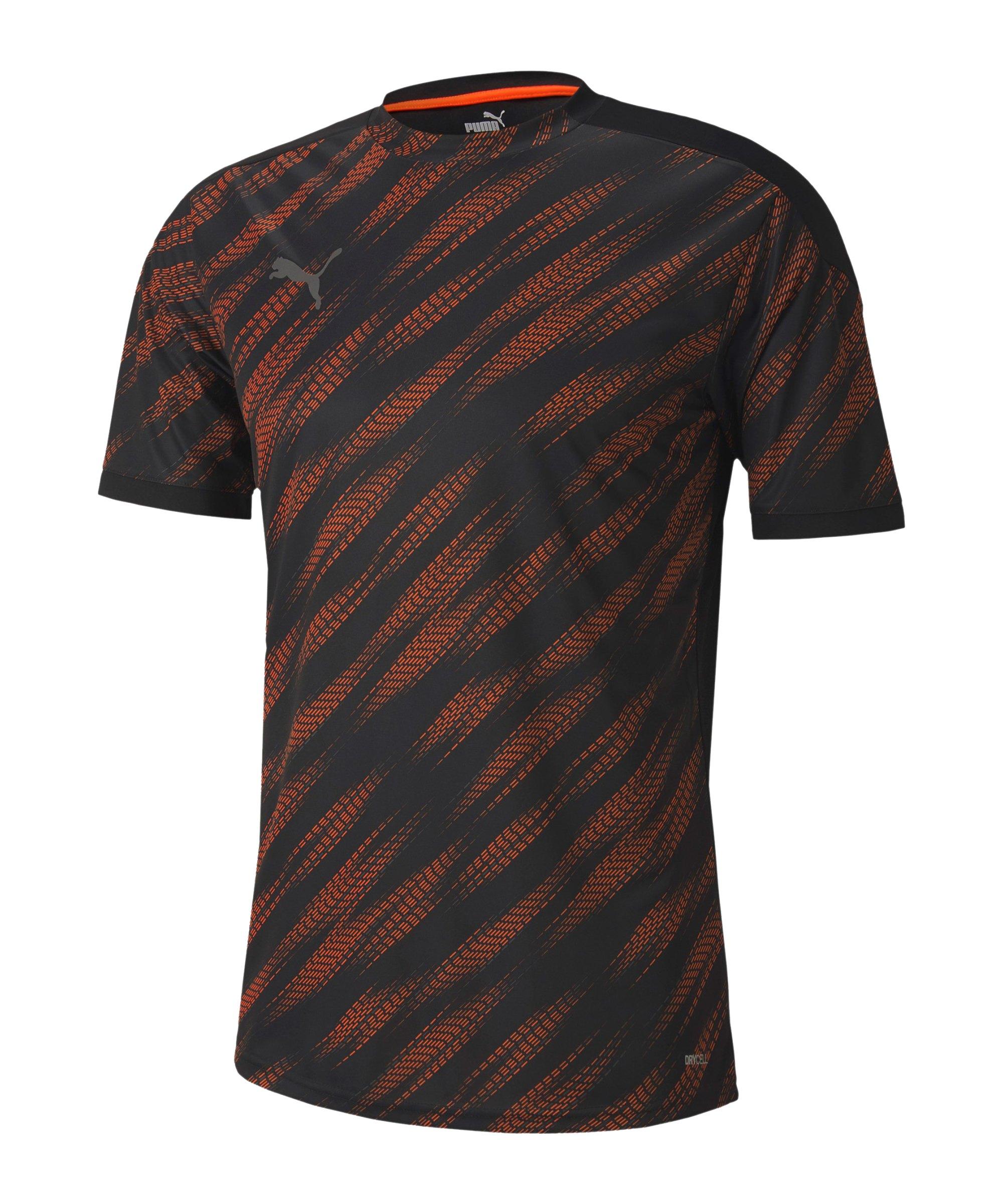 PUMA ftblNXT Graphic T-Shirt Schwarz F01 - schwarz