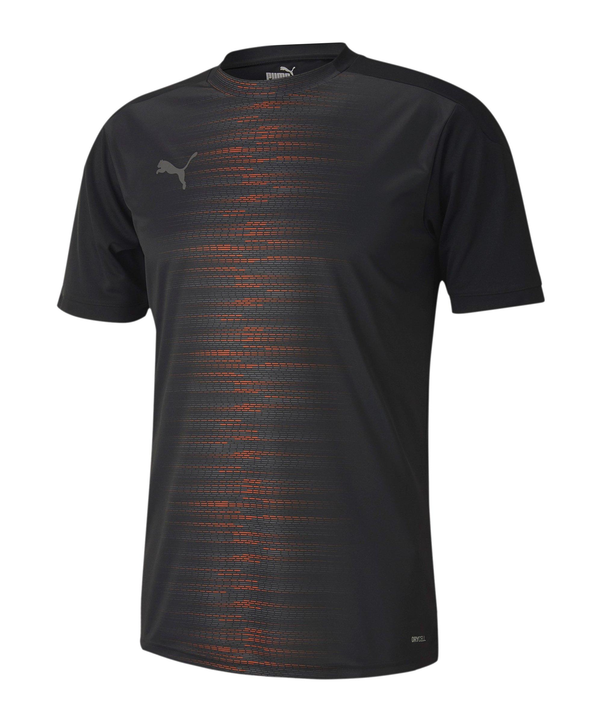 PUMA ftblNXT Pro T-Shirt Schwarz F01 - schwarz