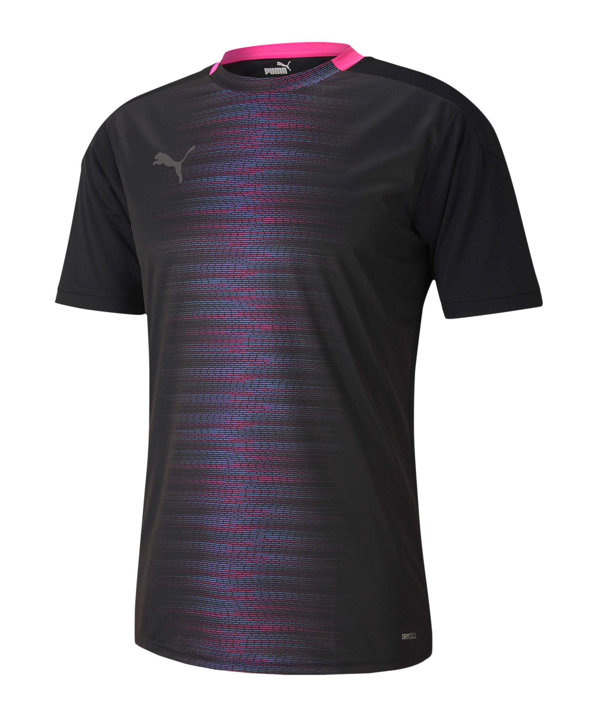 PUMA ftblNXT Pro T-Shirt Schwarz F04 - schwarz