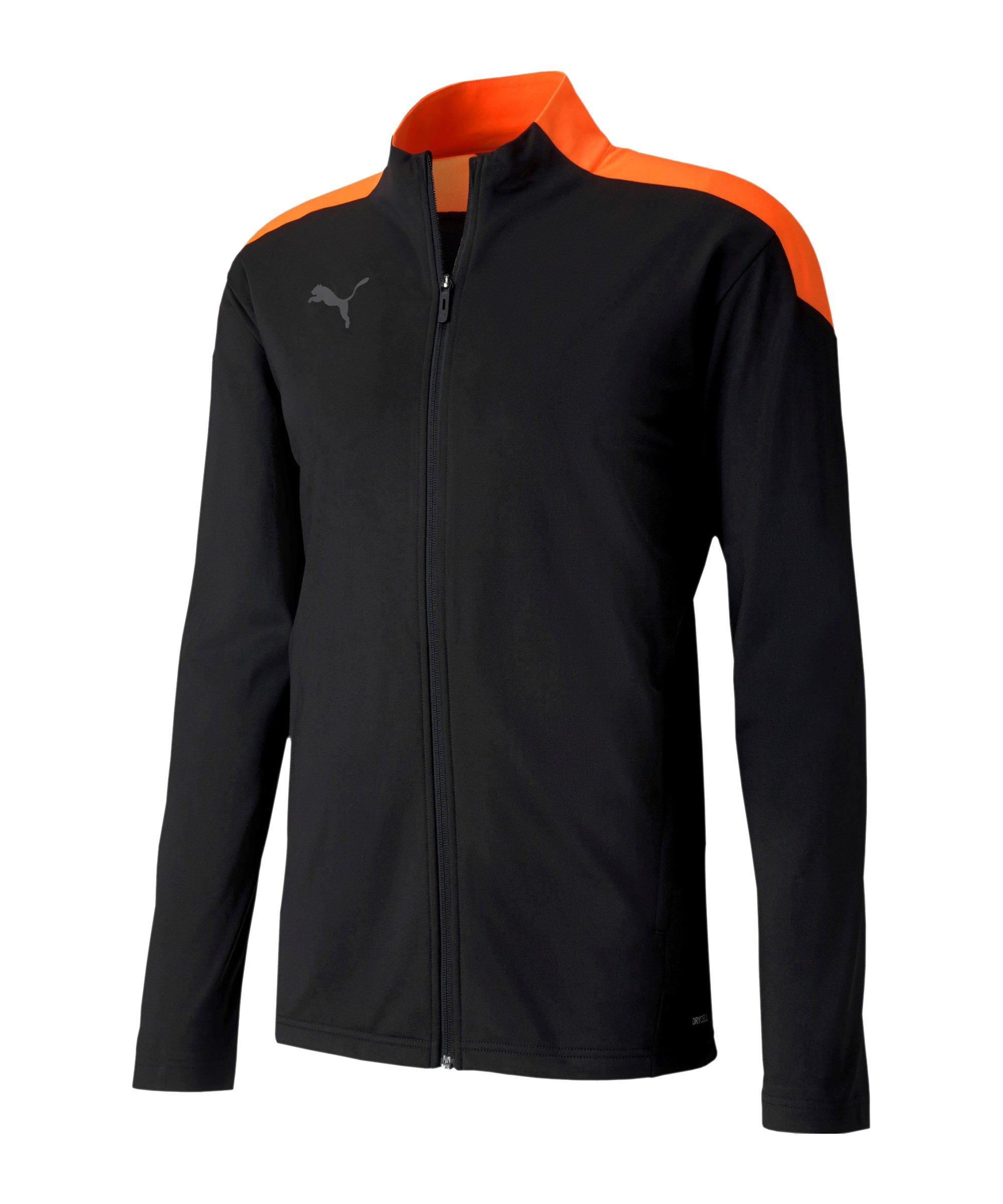 PUMA ftblNXT Track Trainingsjacke Schwarz F01 - schwarz