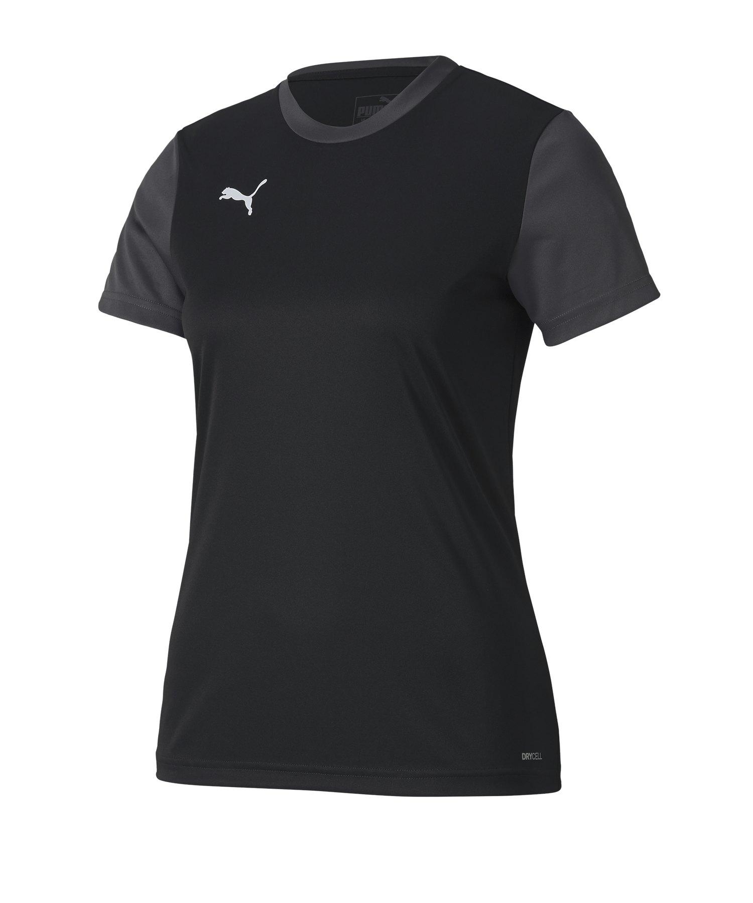 PUMA teamGOAL 23 Sideline Tee T-Shirt Damen F03 - schwarz
