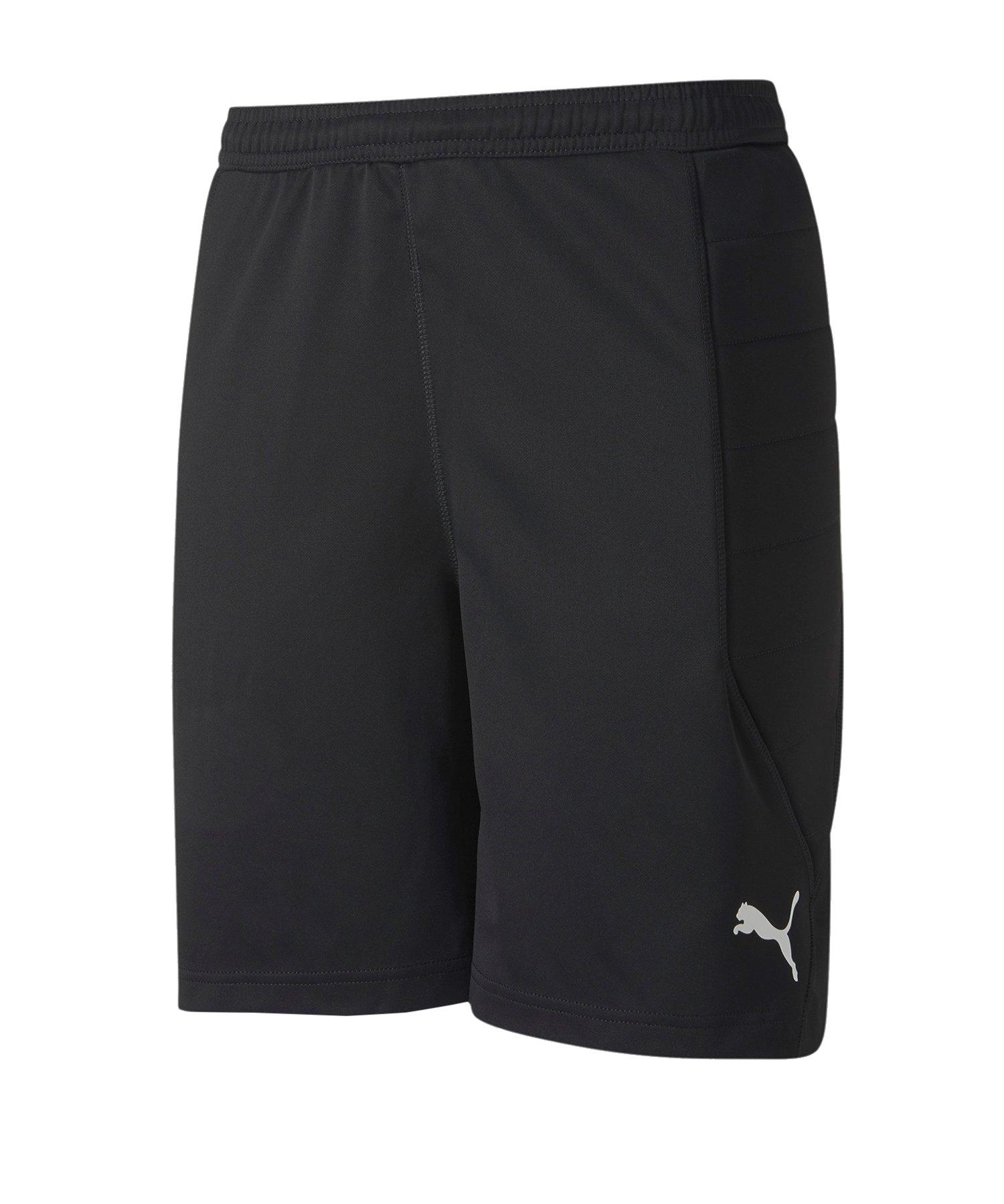 PUMA Goalkeeper Short Torwartshort Schwarz F01 - schwarz