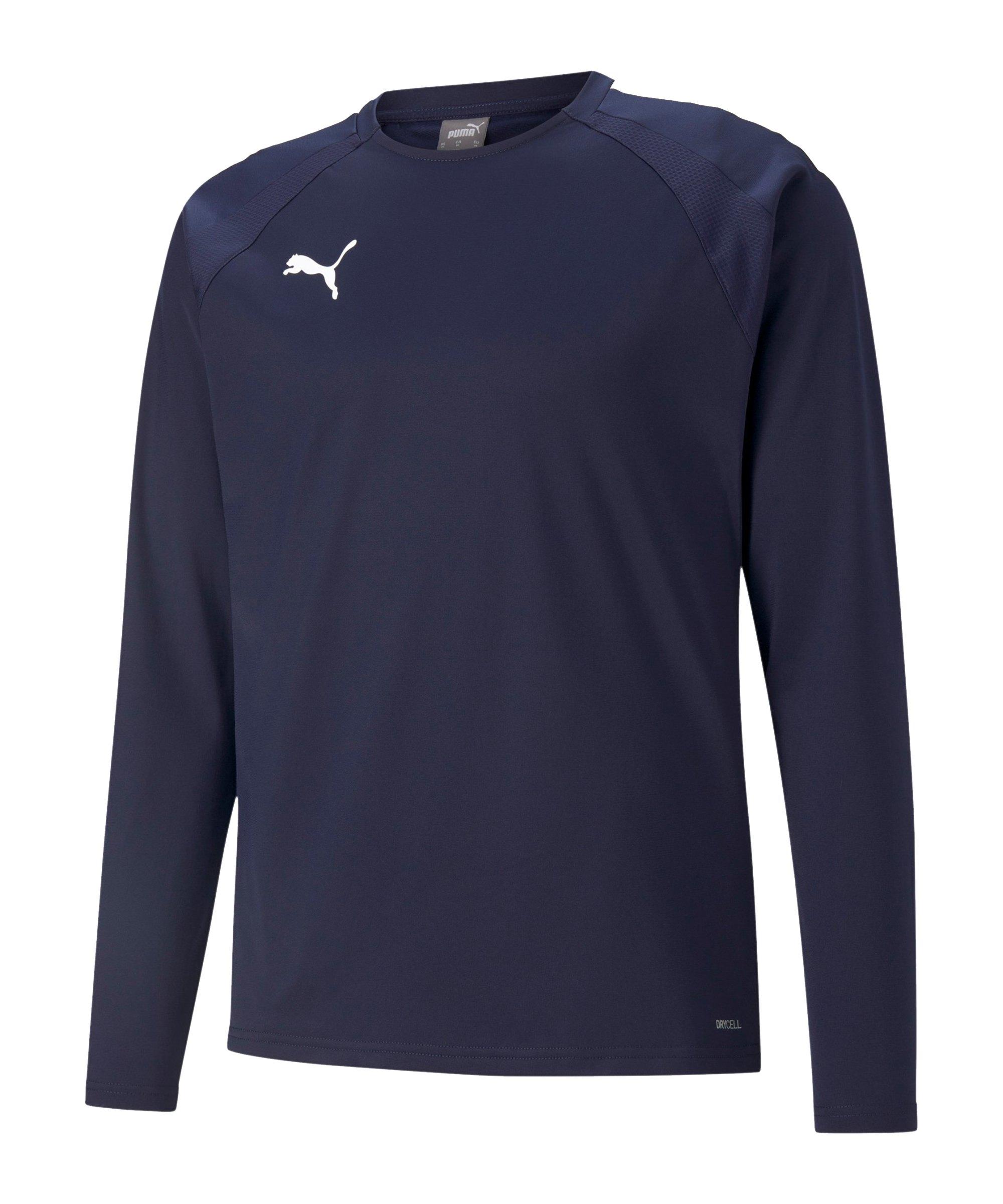 PUMA TeamLIGA Trainig Sweatshirt Blau F06 - blau