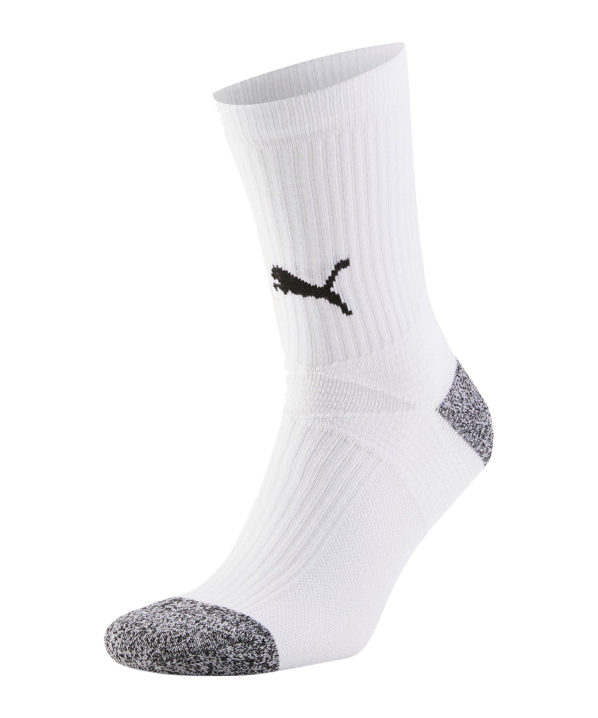 PUMA teamLIGA Socken Weiss F04 - weiss