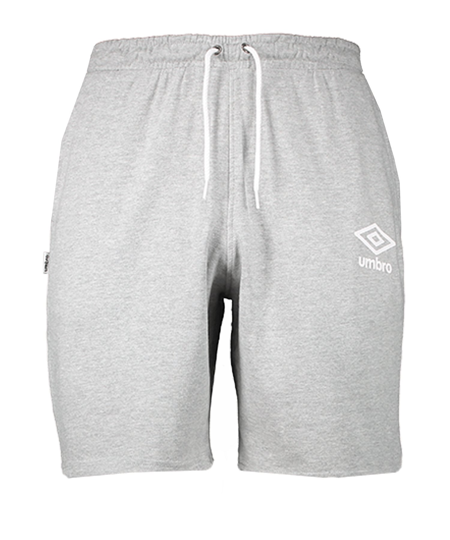 Umbro Fleece Short Grau F263 - grau