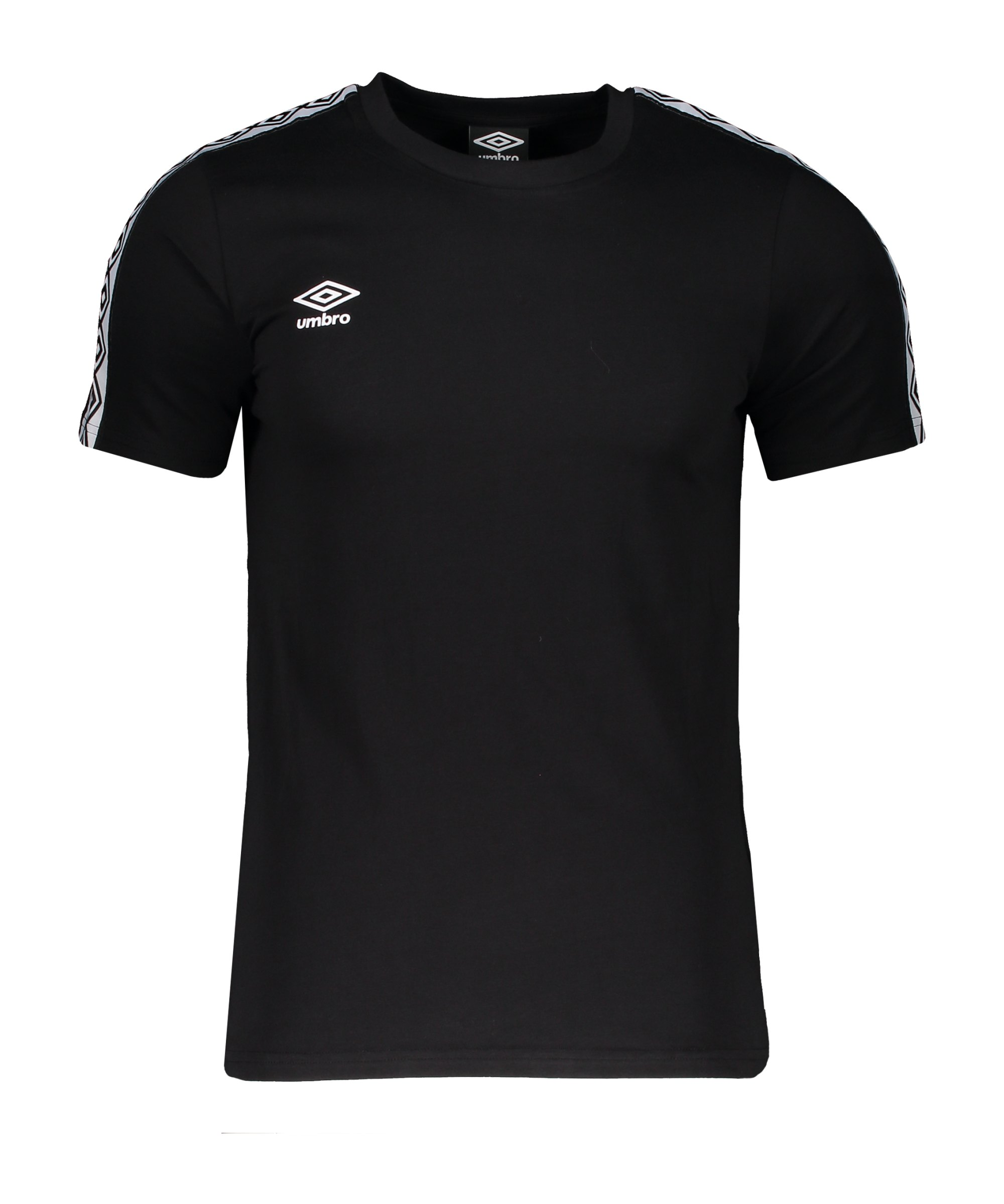 Umbro FW Taped T-Shirt Schwarz F060 - schwarz