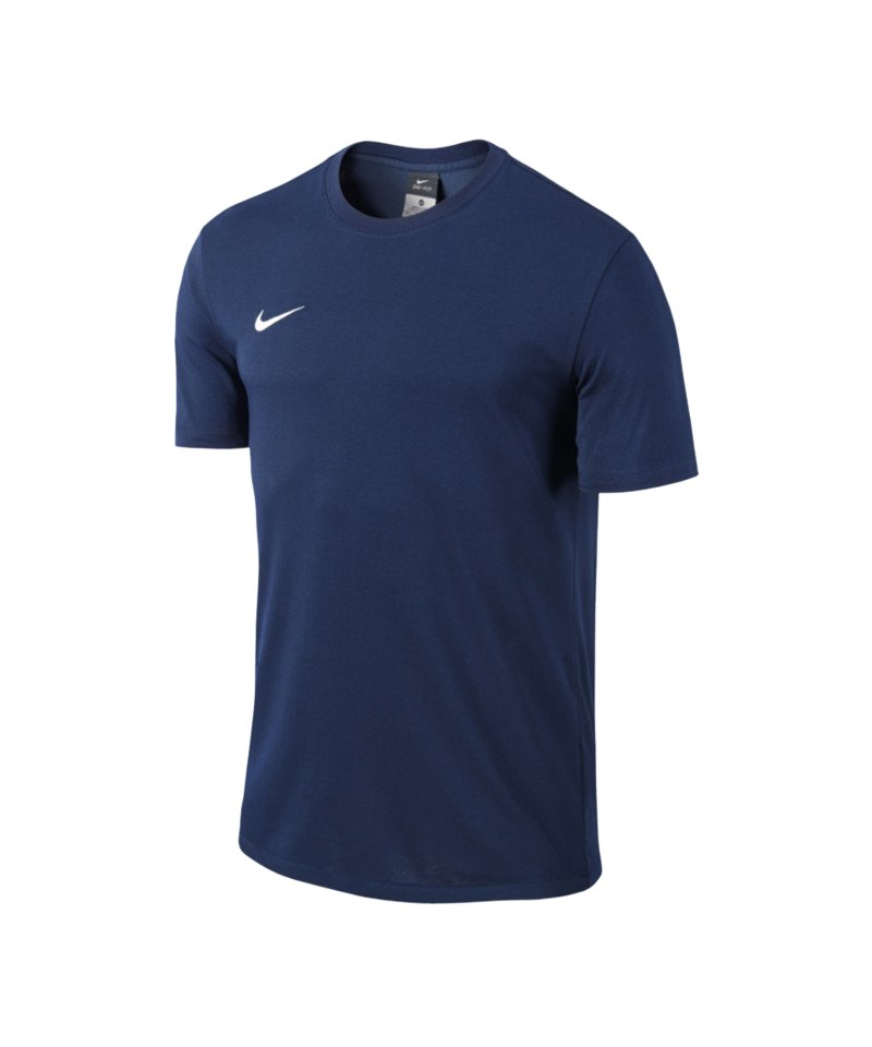 Nike Blend Tee Team Club Kinder F451 Blau - blau