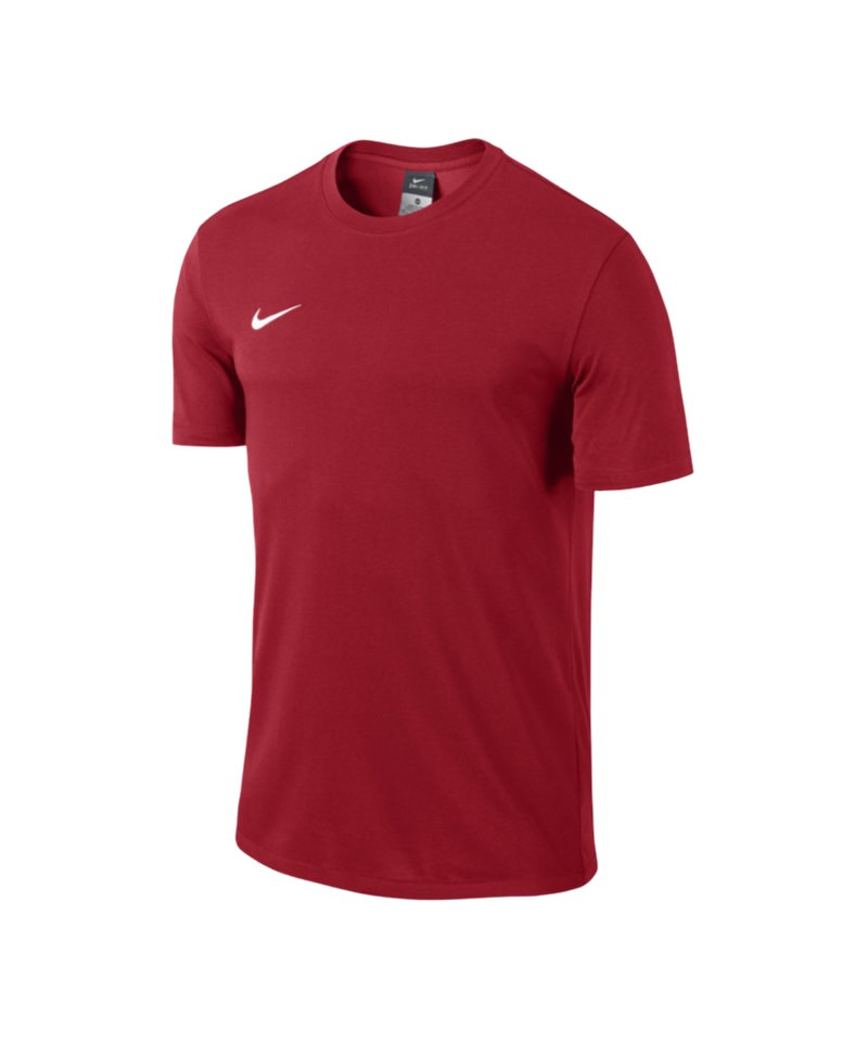 Nike Blend Tee Team Club Kinder F657 Rot - rot
