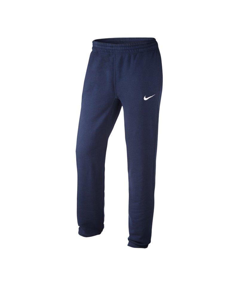 Nike Cuff Pant Hose lang Team Club Kinder F451 - blau