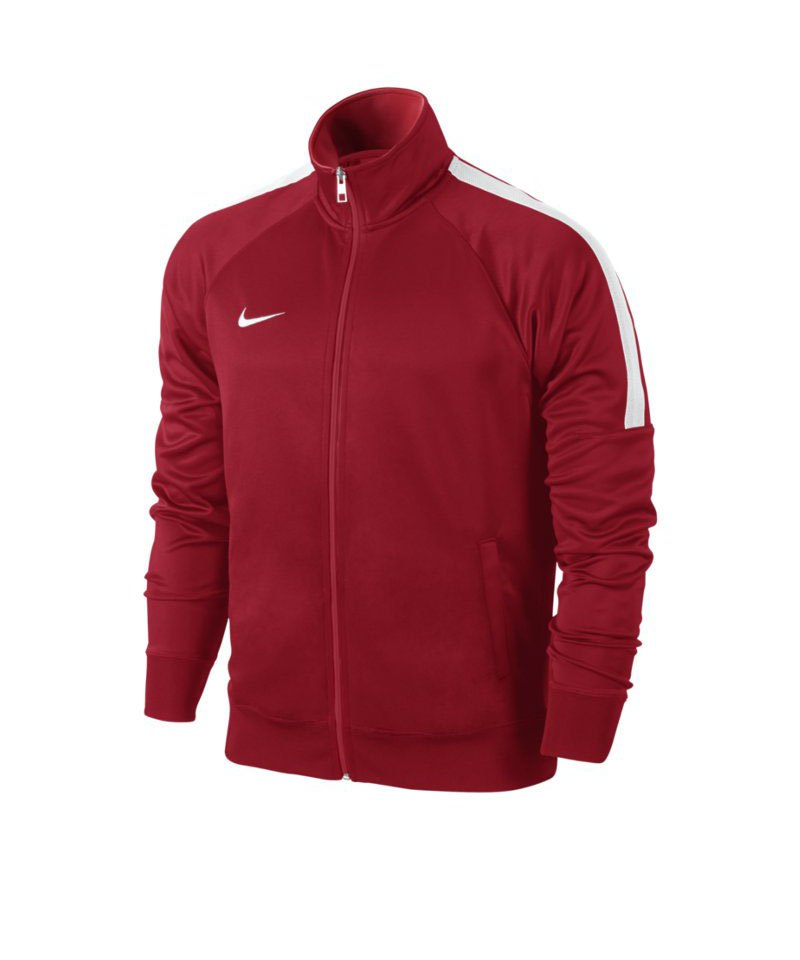 Nike Trainer Jacke Team Club Kinder F657 Rot - rot