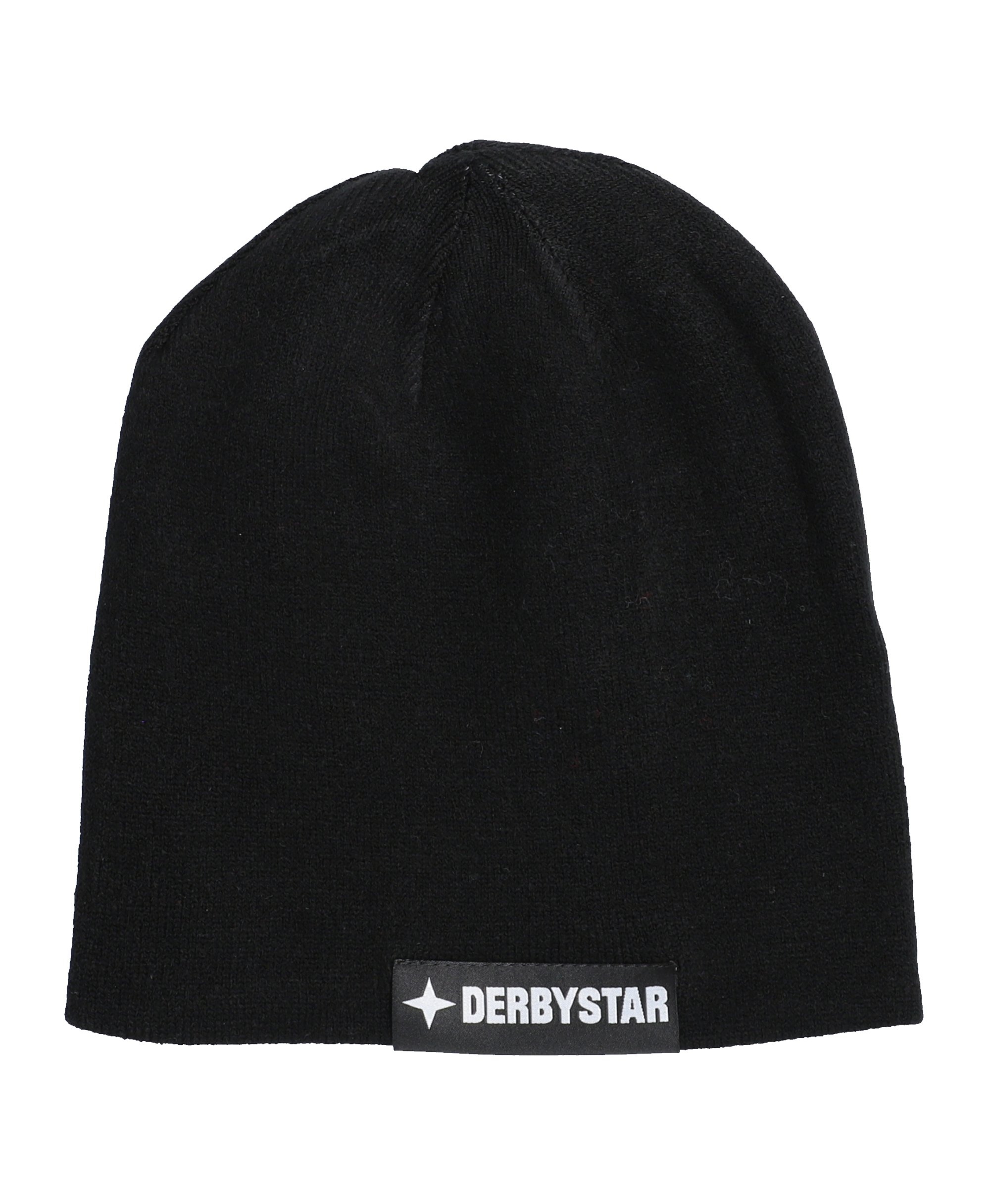 Derbystar v20 Strickmütze Schwarz F200 - schwarz