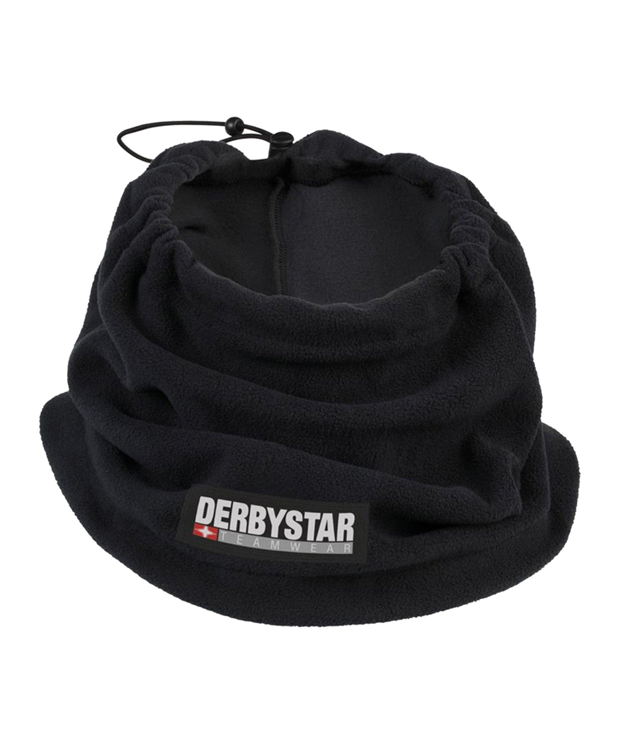 Derbystar Halswärmer Neckwarmer F200 - schwarz