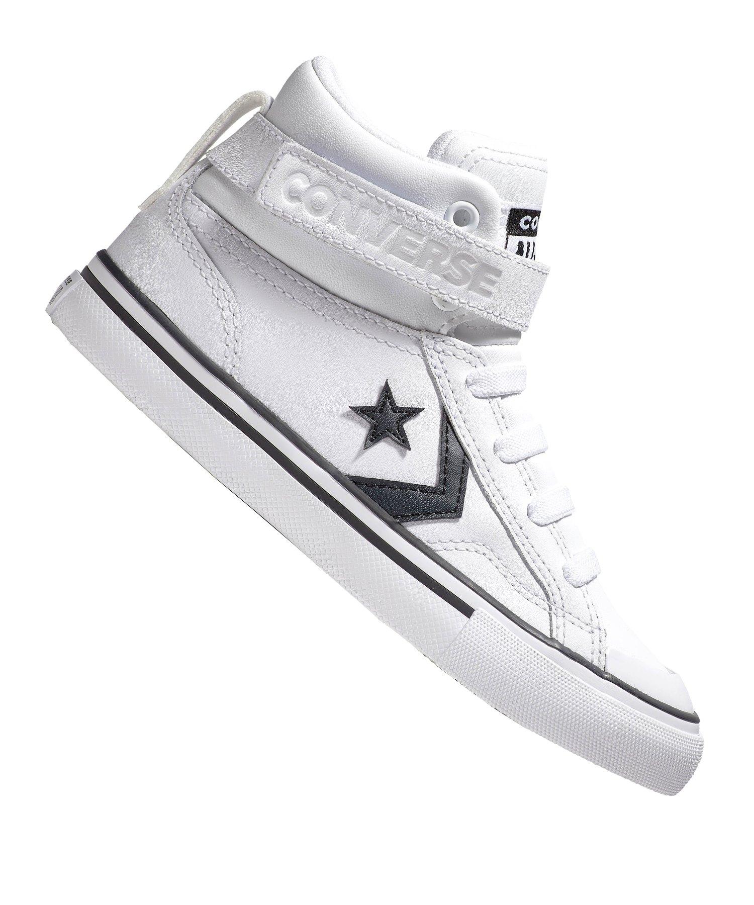 Converse Pro Blaze Strap High Sneaker Kids F102 - weiss