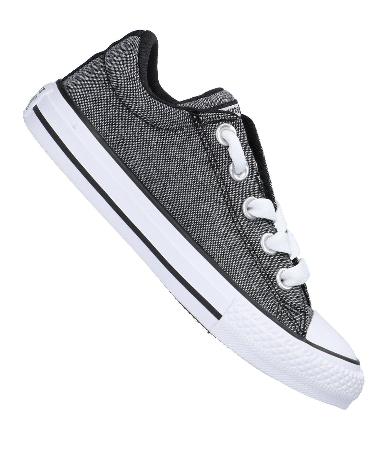 Converse Chuck Taylor All Star Sneaker Kids F001 - schwarz