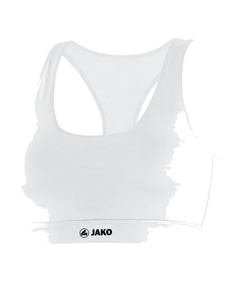 Jako Speed Damen BRA Sport-BH Weiss F00 - weiss