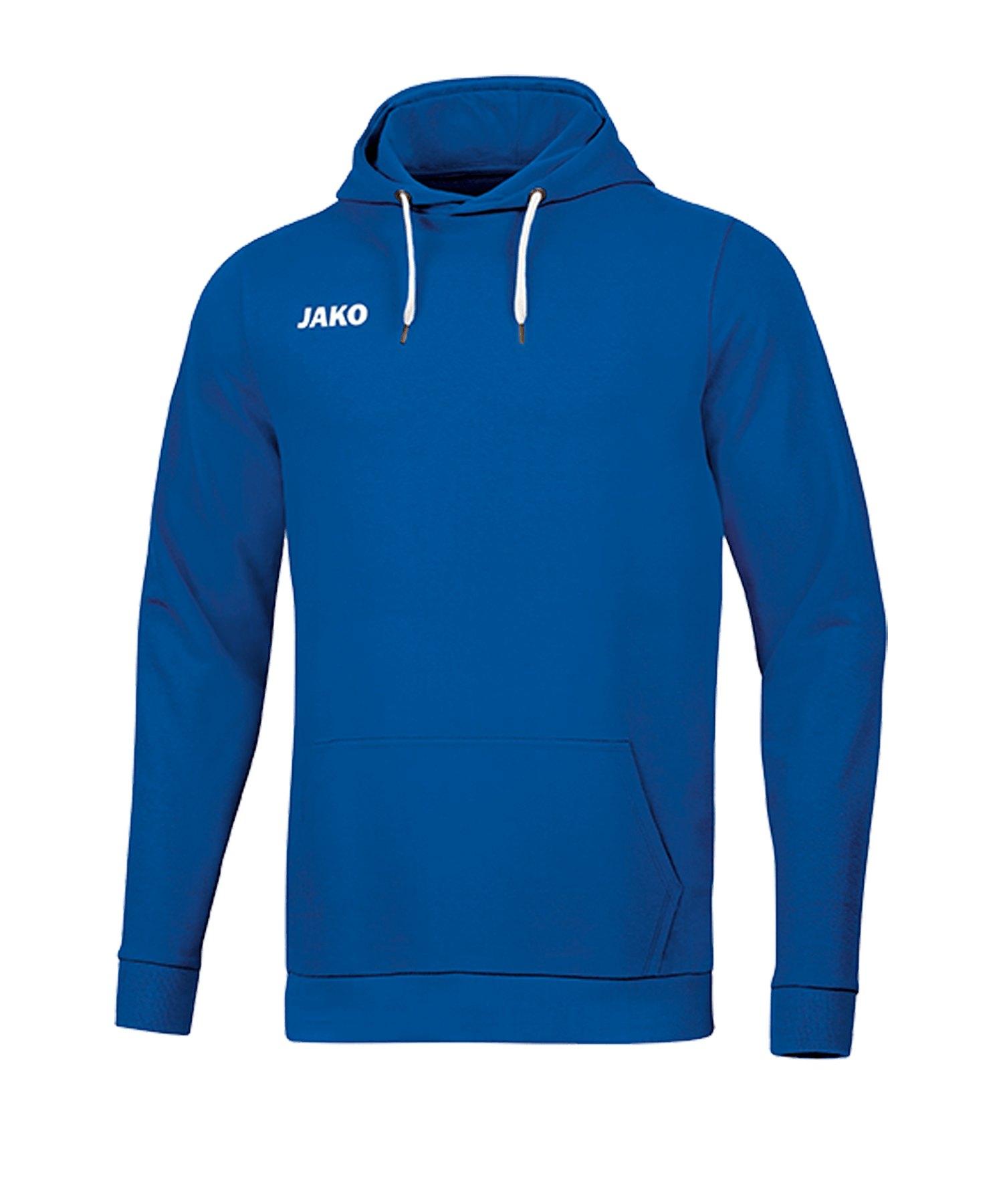 JAKO Base Hoody Blau F04 - blau