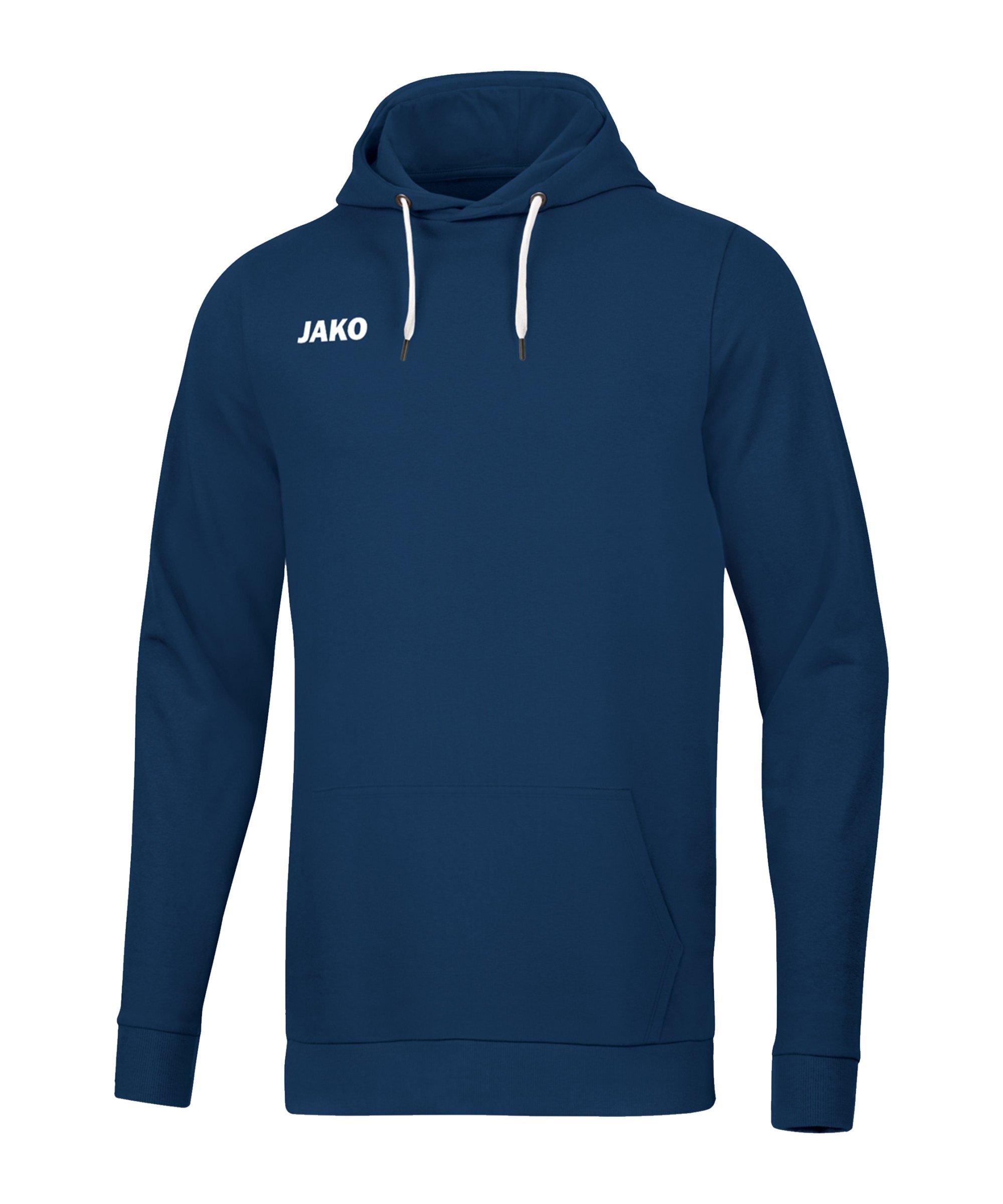 JAKO Base Hoody Blau F09 - blau
