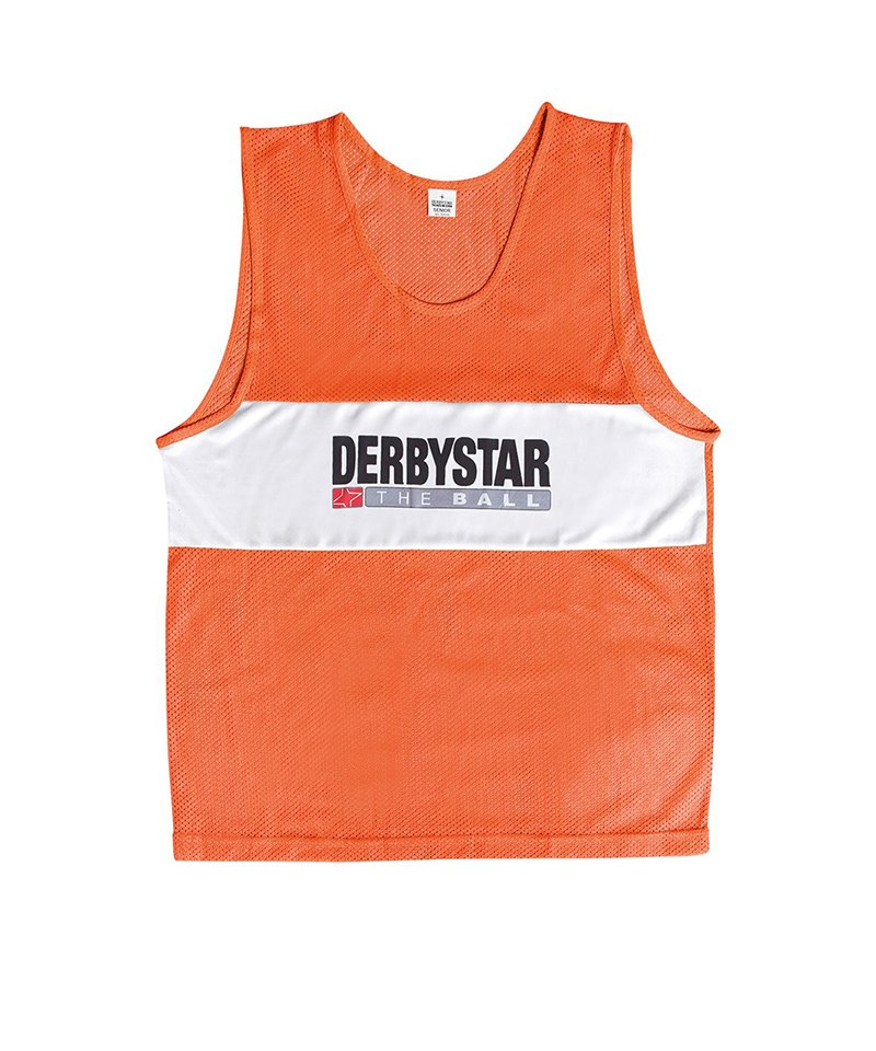 Derbystar Markierungshemdchen Standard Boy F700 - orange