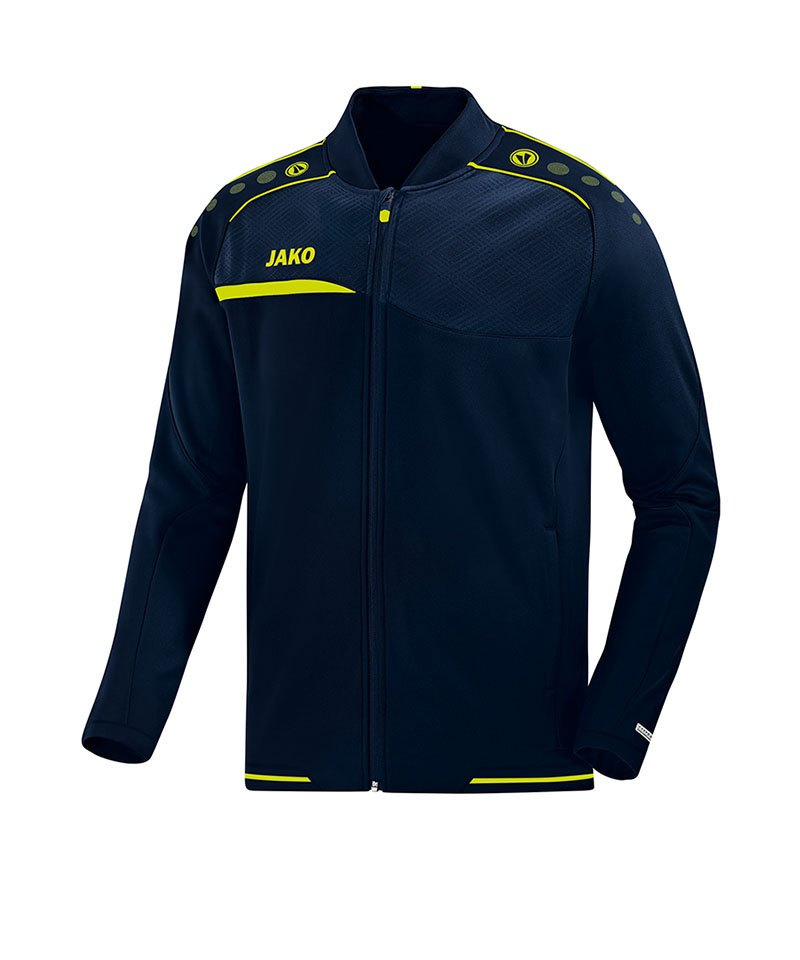 Jako Prestige Clubjacke Trainingsjacke Blau F09 - blau