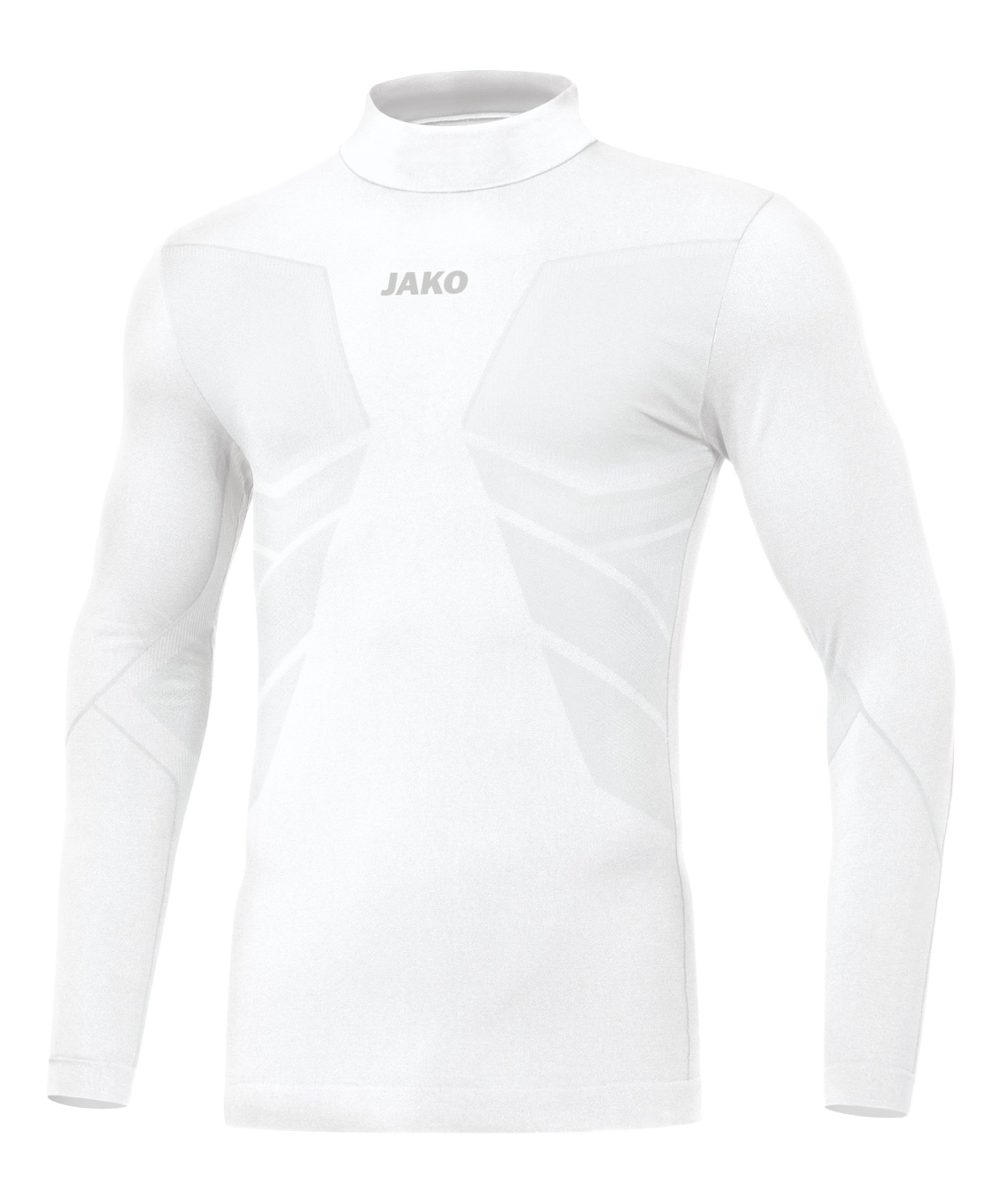 JAKO Comfort 2.0 Turtleneck Weiss F00 - weiss