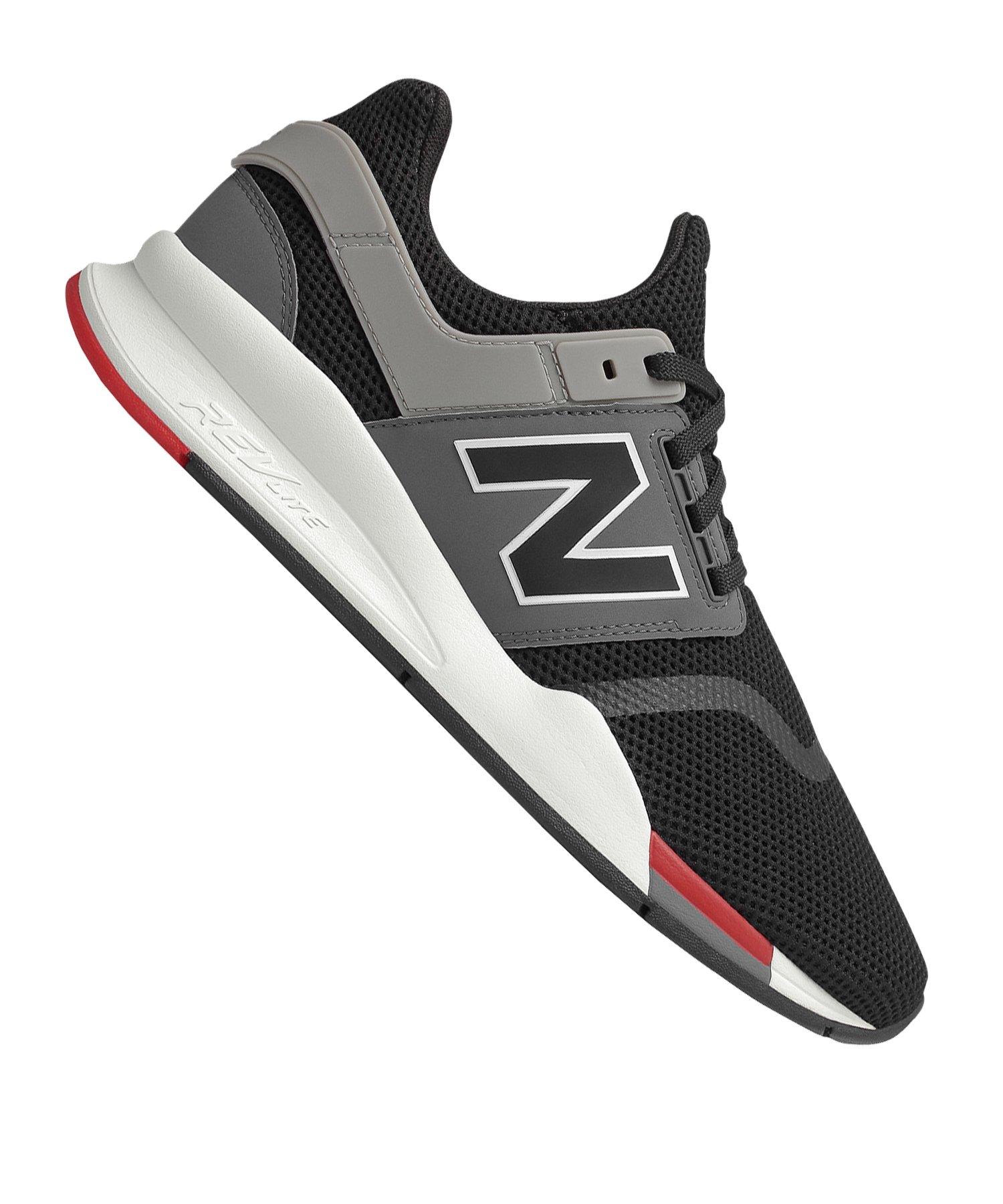 New Balance MRL247 Sneaker Schwarz F8 - schwarz