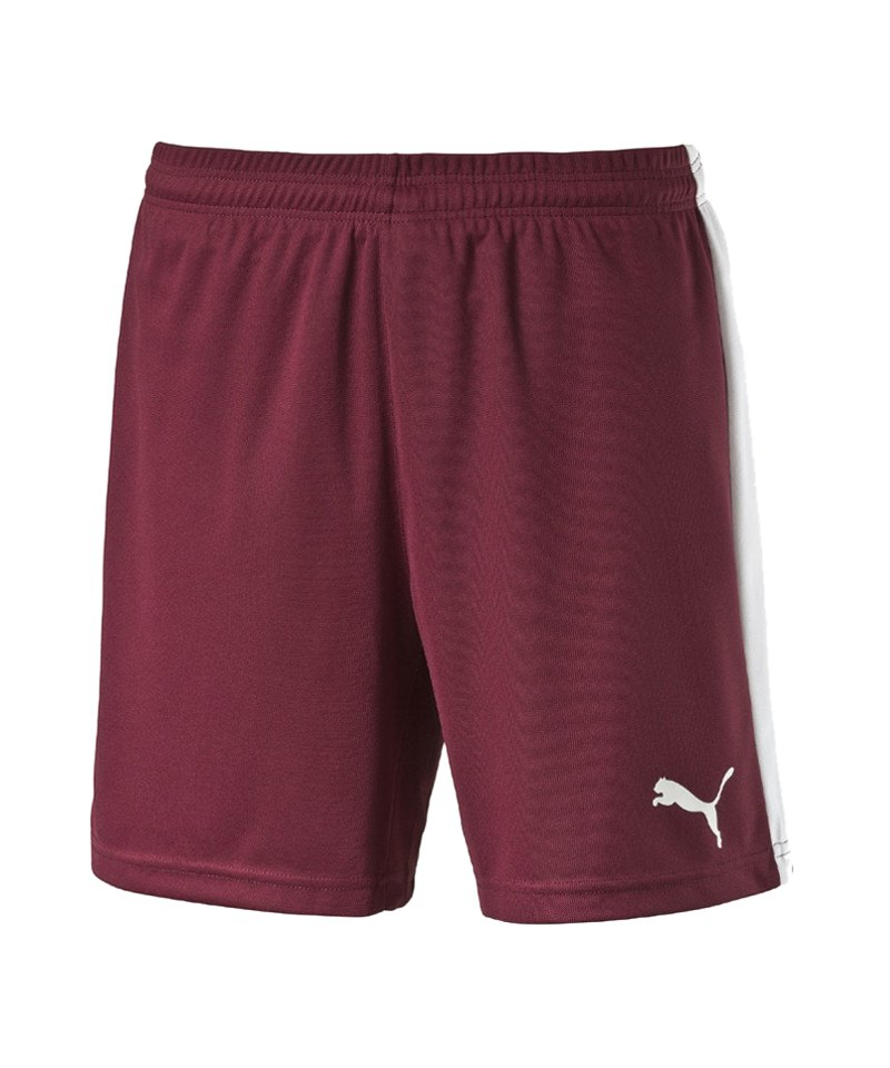 PUMA Short mit Innenslip Pitch Kinder Rot F09 - rot