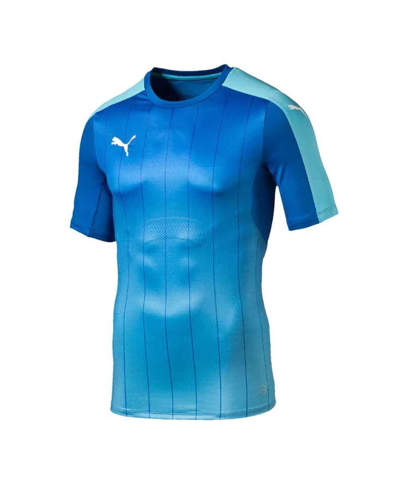 PUMA Thermo-R ACTV T-Shirt PUMA Blau F02 - blau