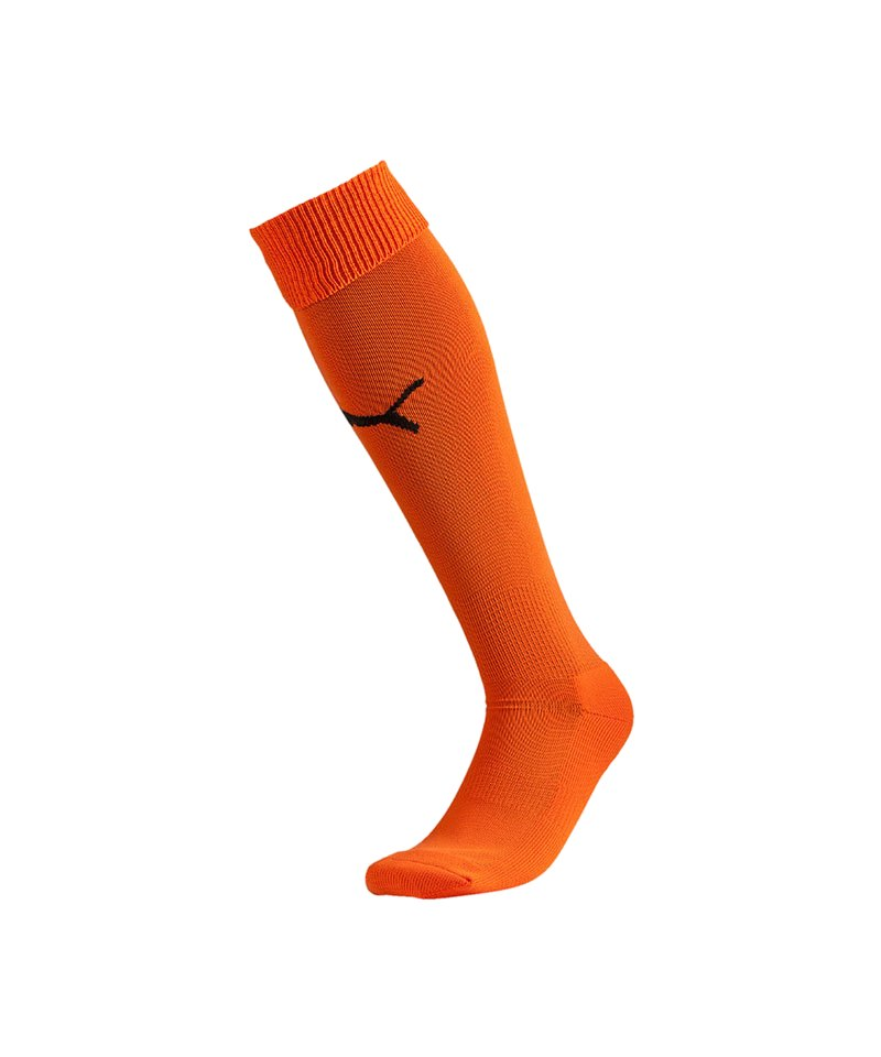 PUMA Stutzenstrumpf Socks Team II F08 Orange - orange