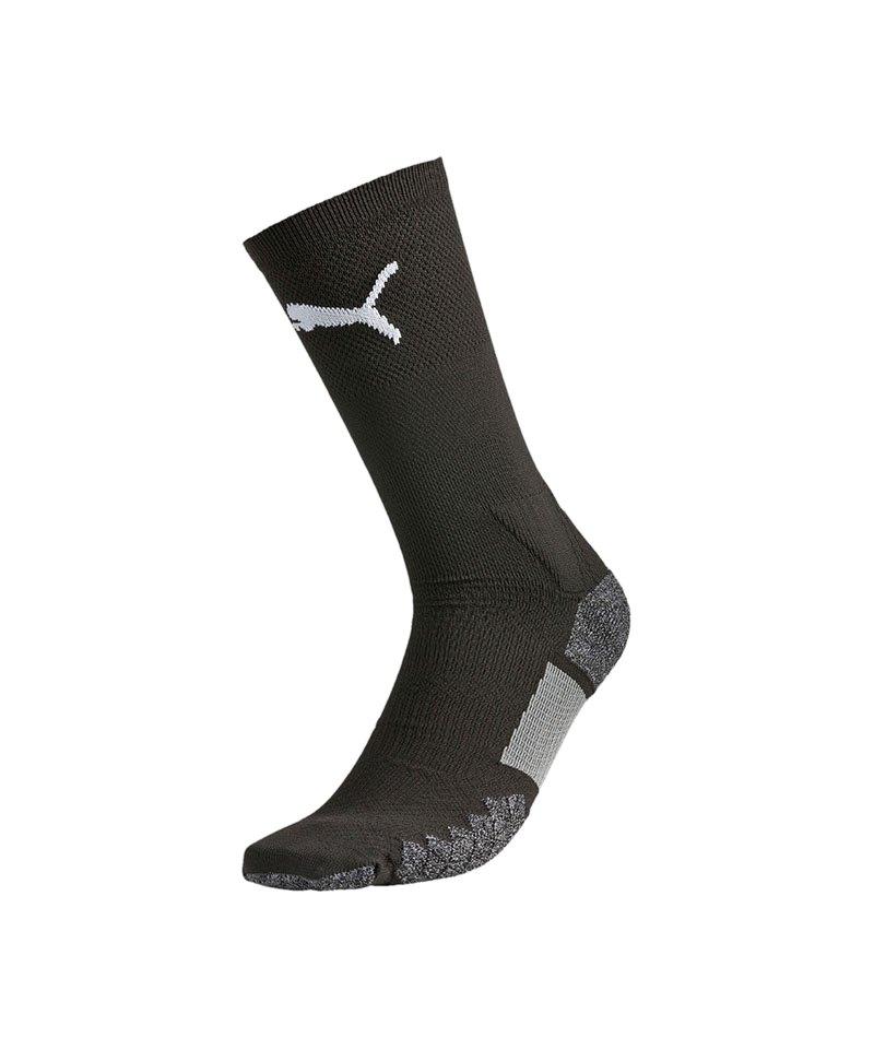 PUMA Socken Socks Match Crew Schwarz F03 - schwarz