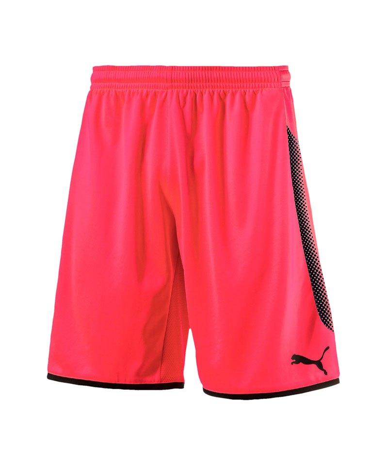 PUMA GK Short Torwartshort Kids Pink Schwarz F47 - pink