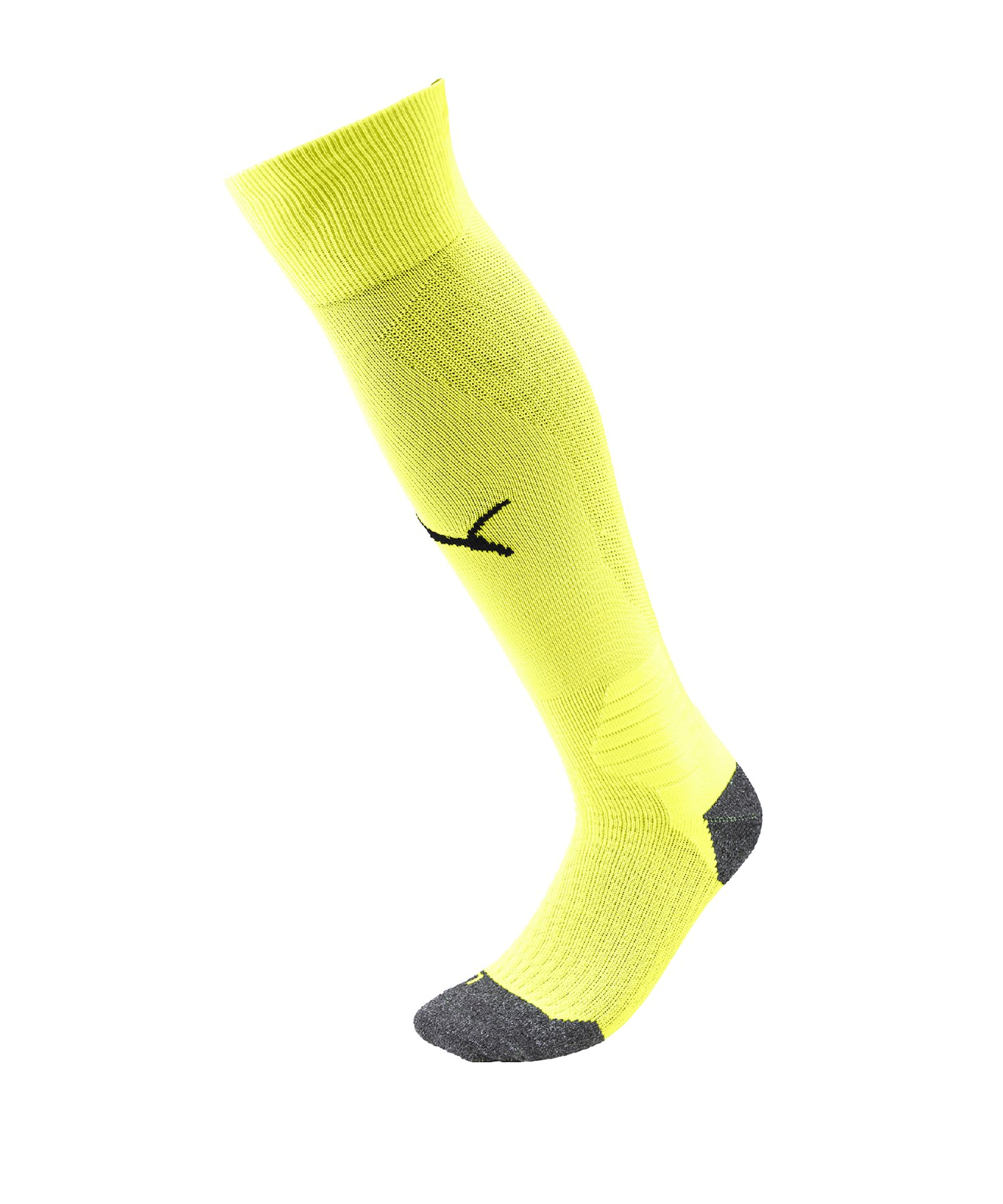 PUMA LIGA Socks Stutzenstrumpf Gelb Schwarz F46 - Gelb