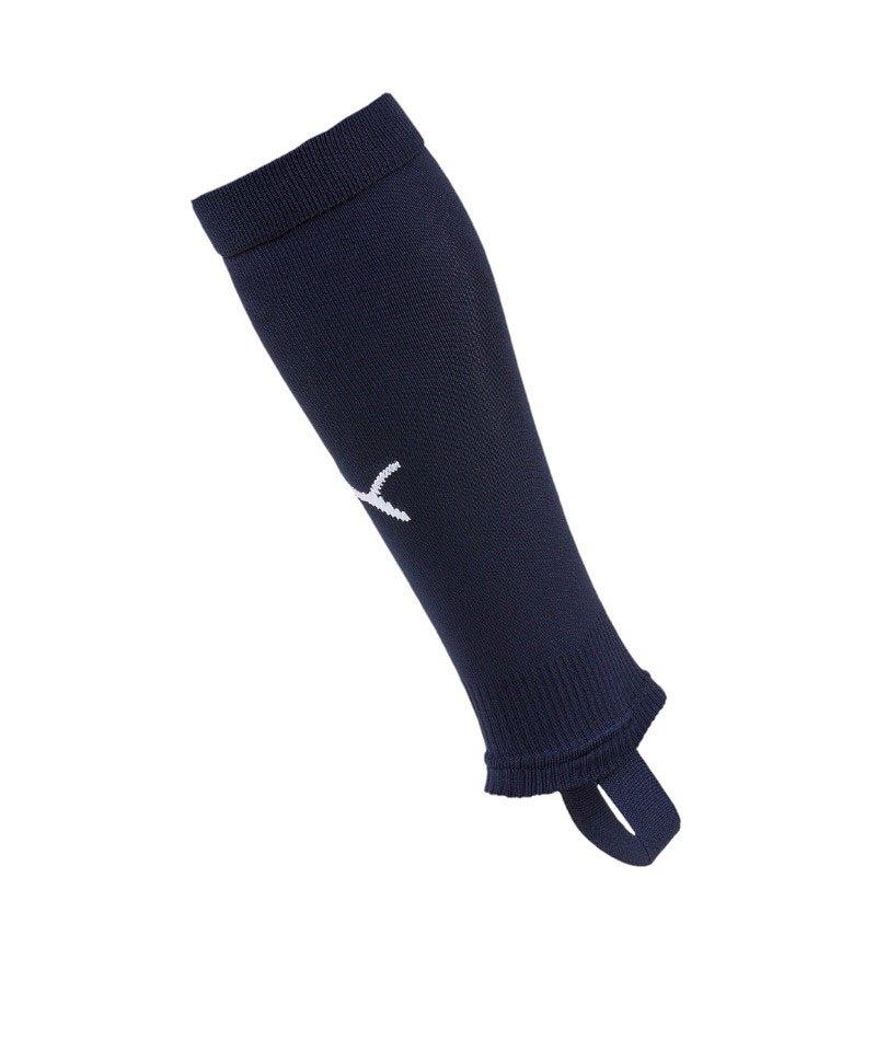 PUMA LIGA Stirrup Socks Core Stegstutzen Blau F06 - blau