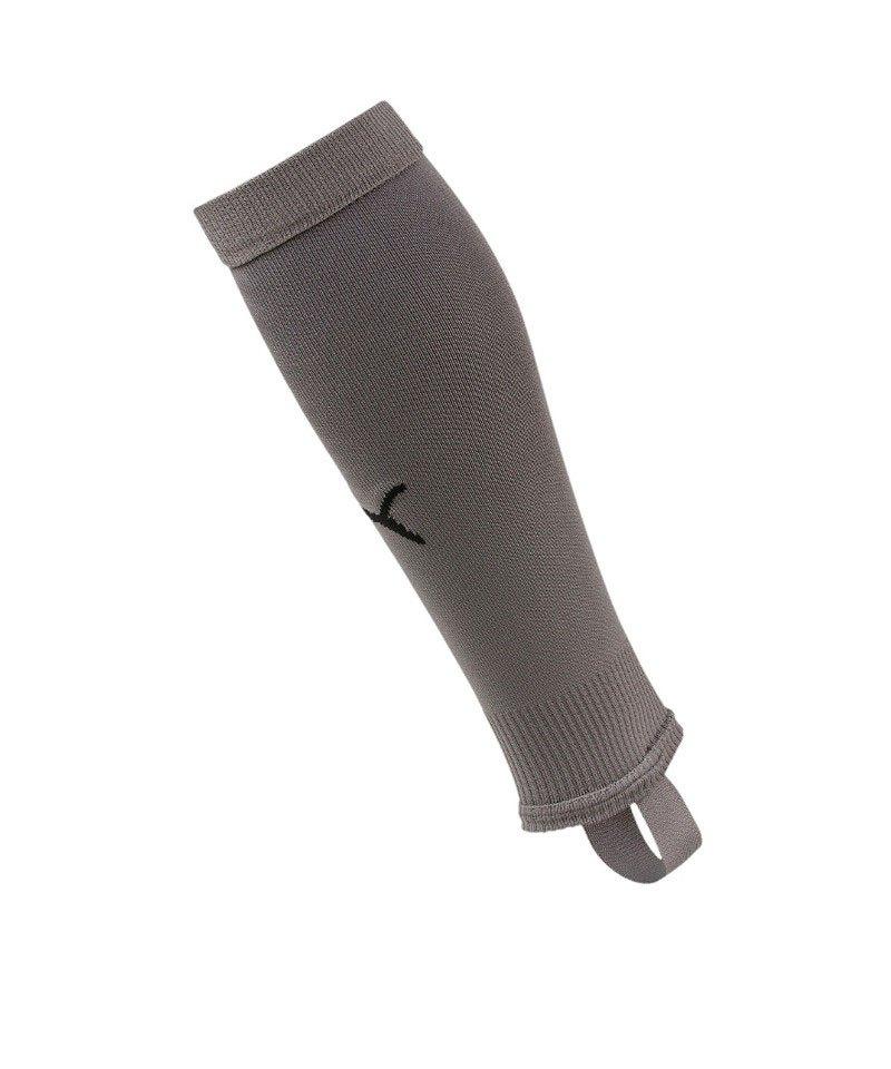 PUMA LIGA Stirrup Socks Core Stegstutzen Grau F13 - grau