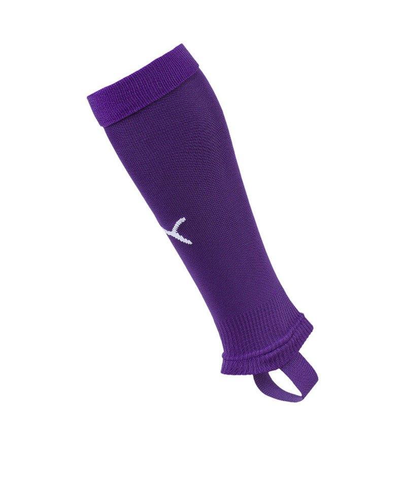 PUMA LIGA Stirrup Socks Core Stegstutzen Lila F10 - lila