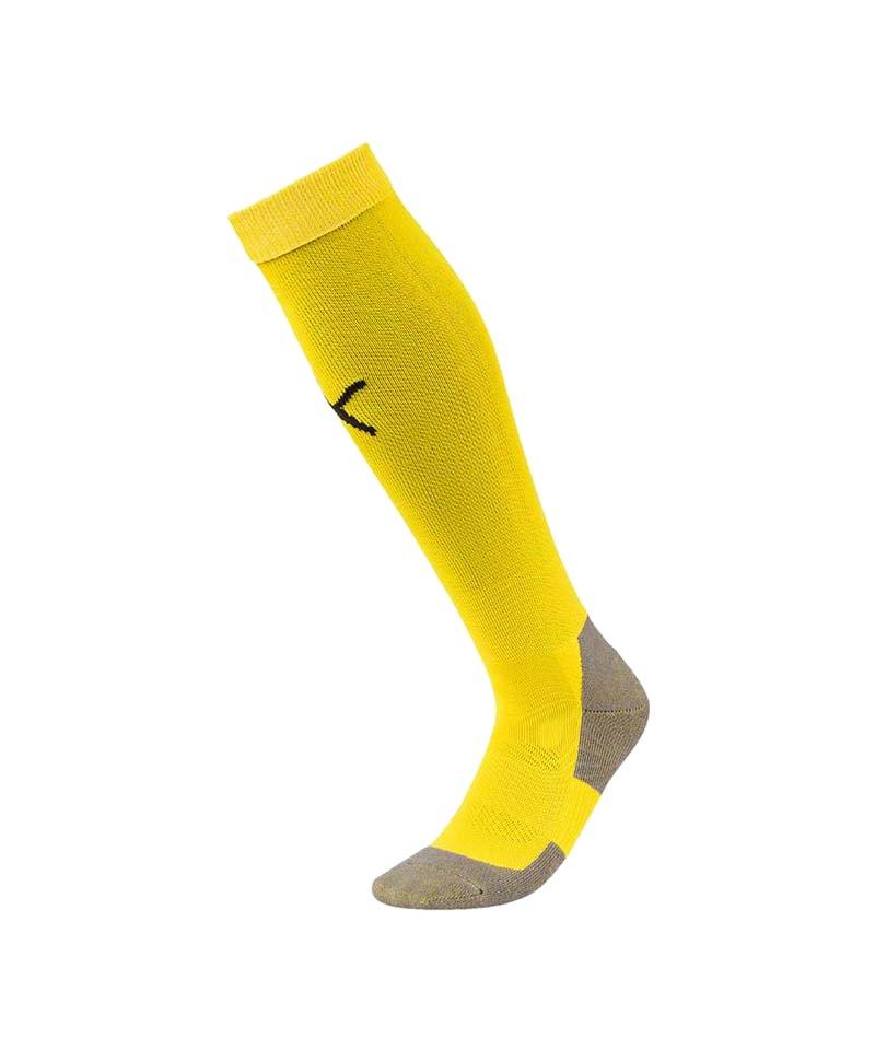 PUMA LIGA Socks Core Stutzenstrumpf Gelb F07 - gelb