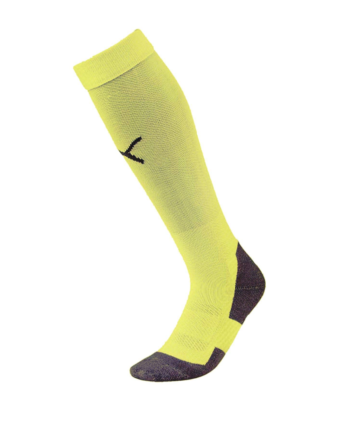 PUMA LIGA Socks Core Stutzenstrumpf Gelb F46 - gelb