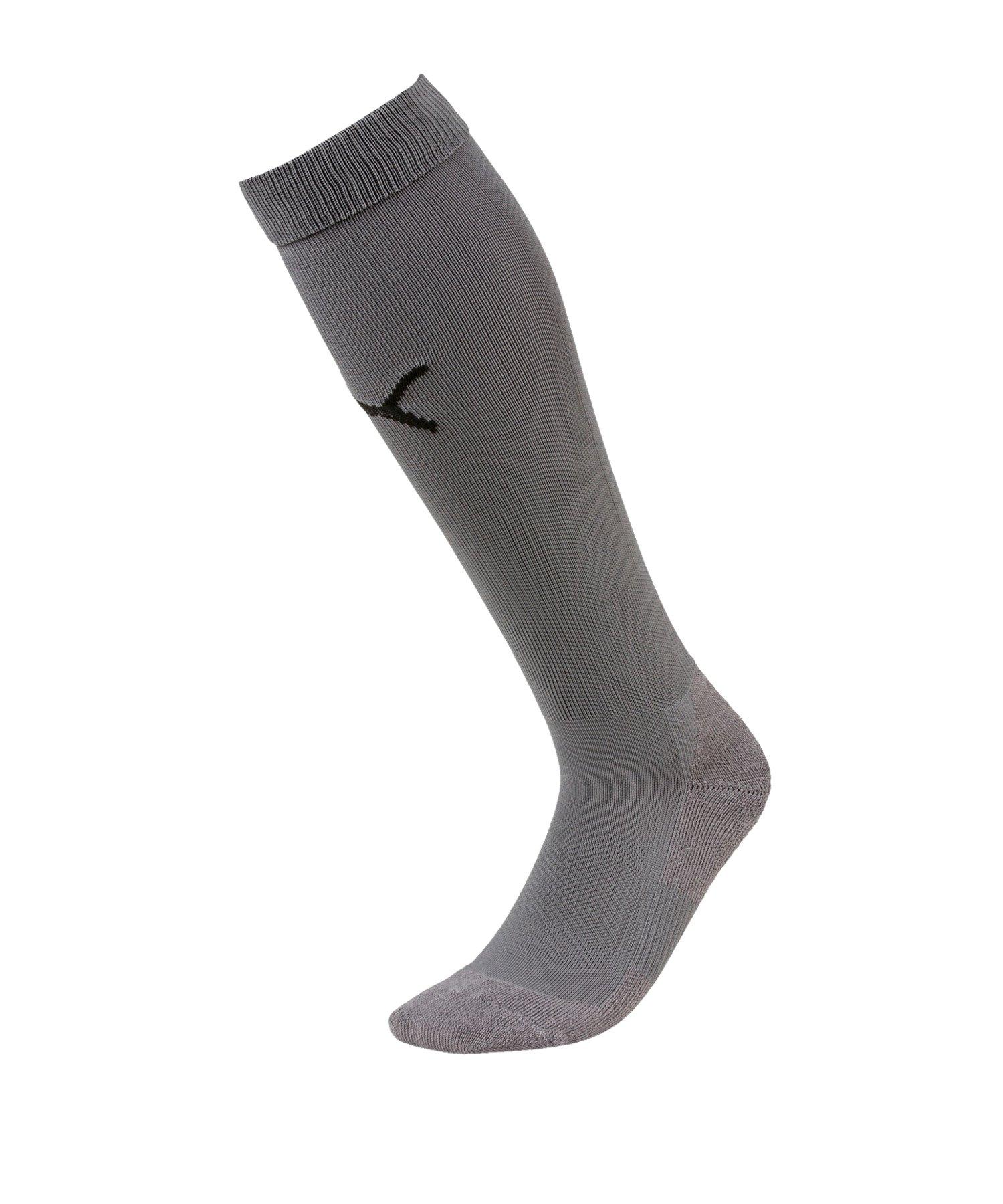 PUMA LIGA Socks Core Stutzenstrumpf Grau F13 - grau