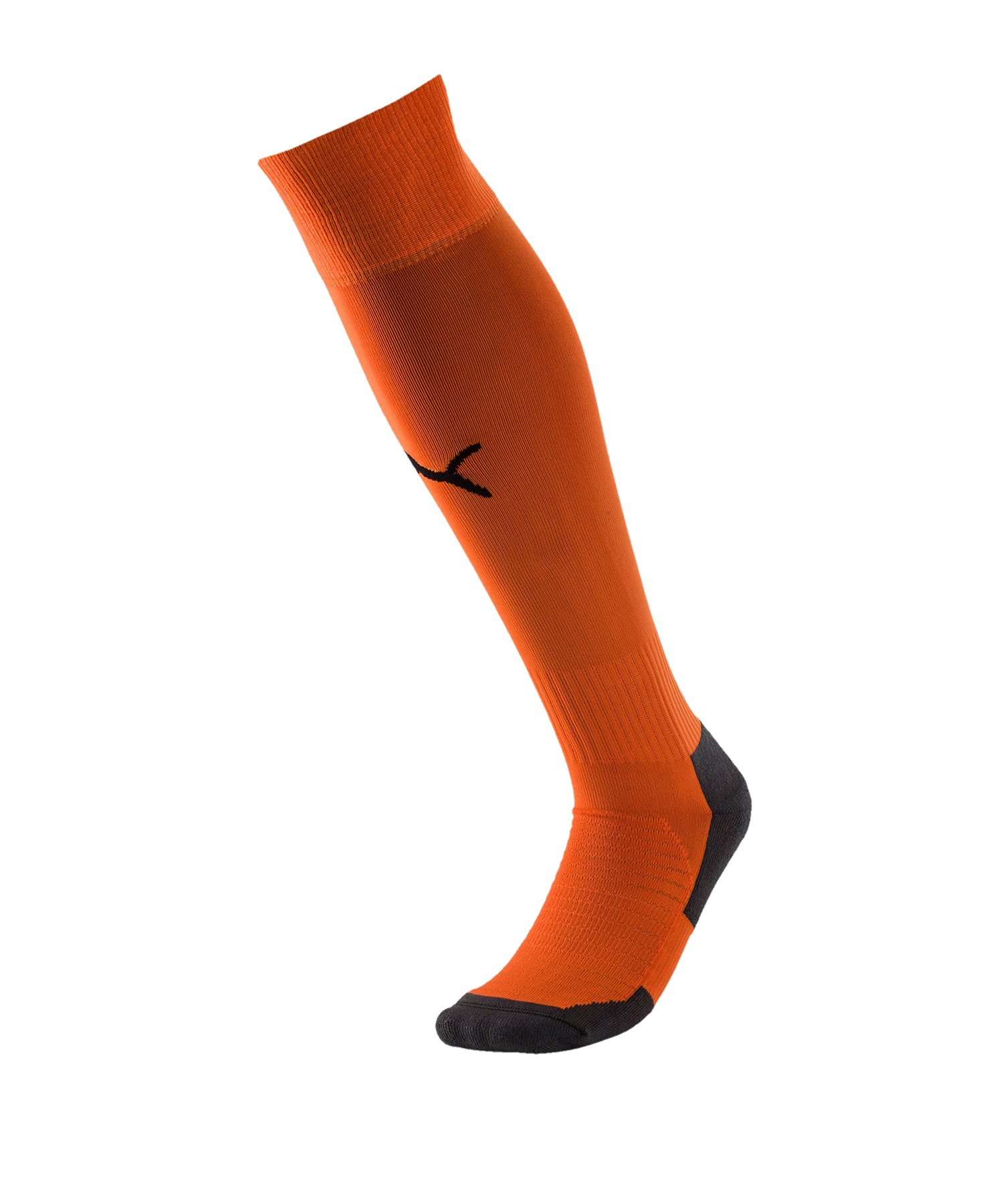 PUMA LIGA Socks Core Stutzenstrumpf Orange F08 - orange