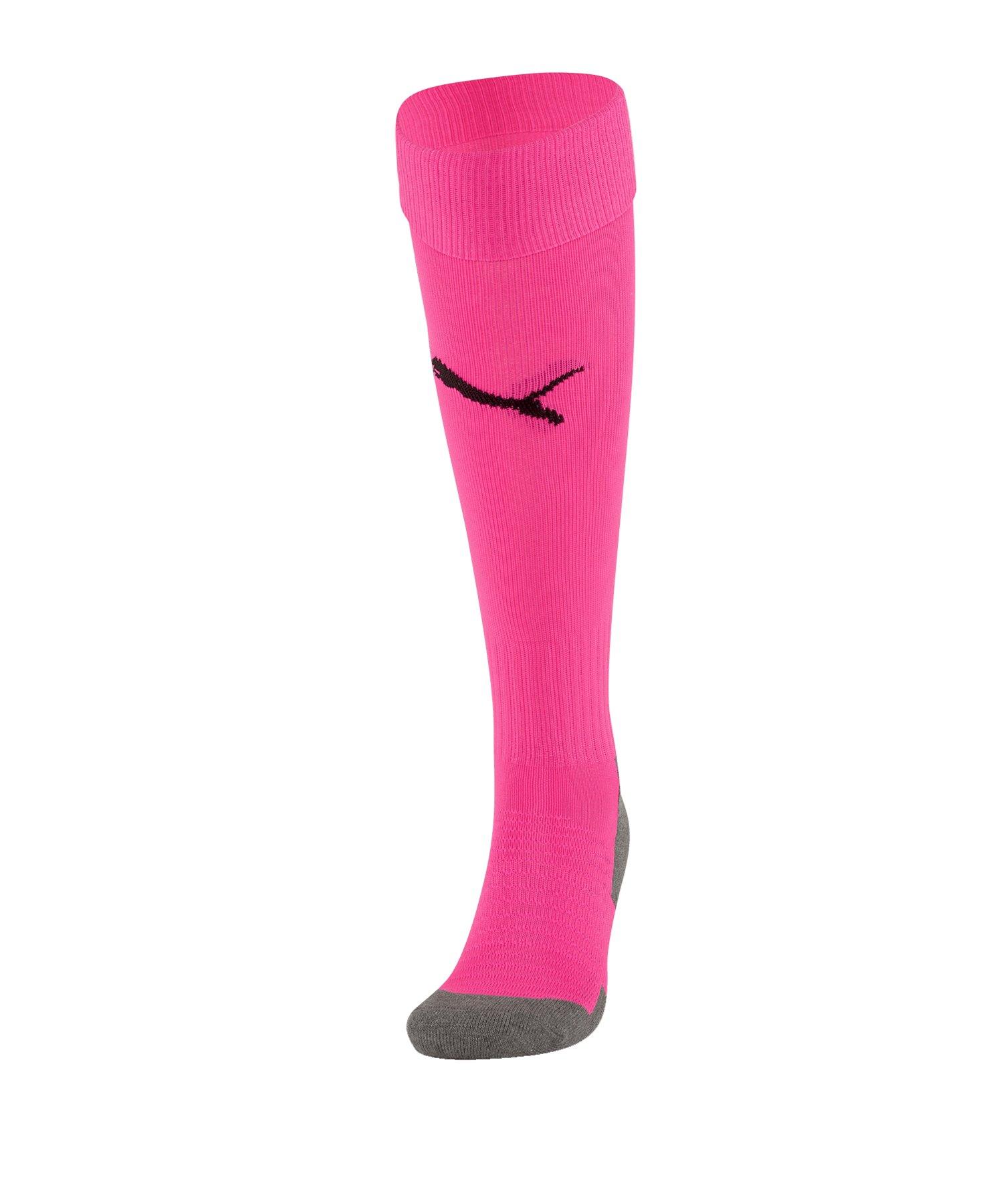 PUMA LIGA Socks Core Stutzenstrumpf Pink F31 - pink