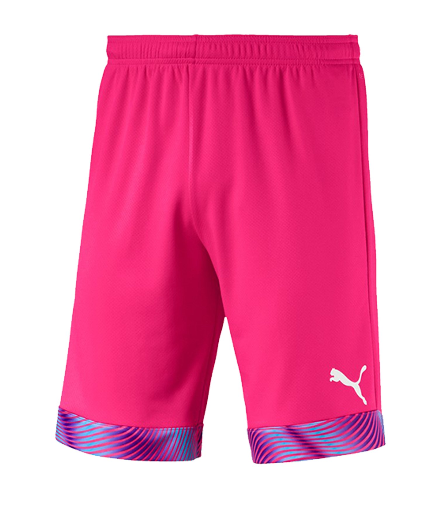 PUMA CUP Short Pink Lila Weiss F41 - pink