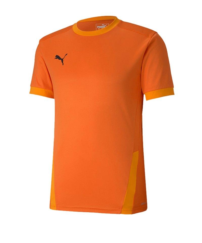 PUMA teamGOAL 23 Trikot kurzarm Kids Orange F08 - orange