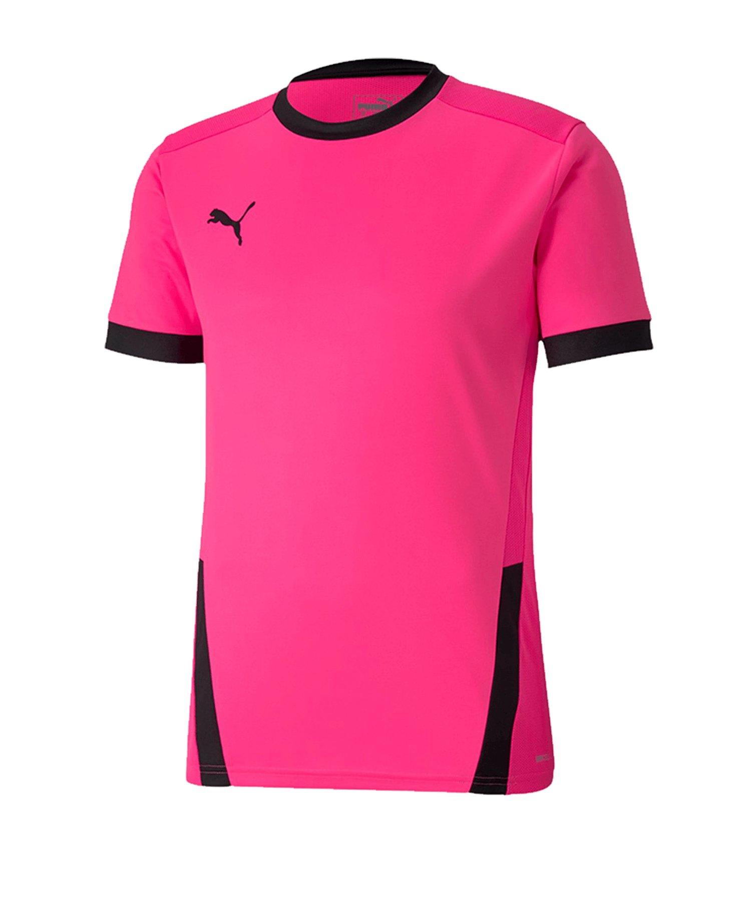 PUMA teamGOAL 23 Trikot kurzarm Pink F25 - pink